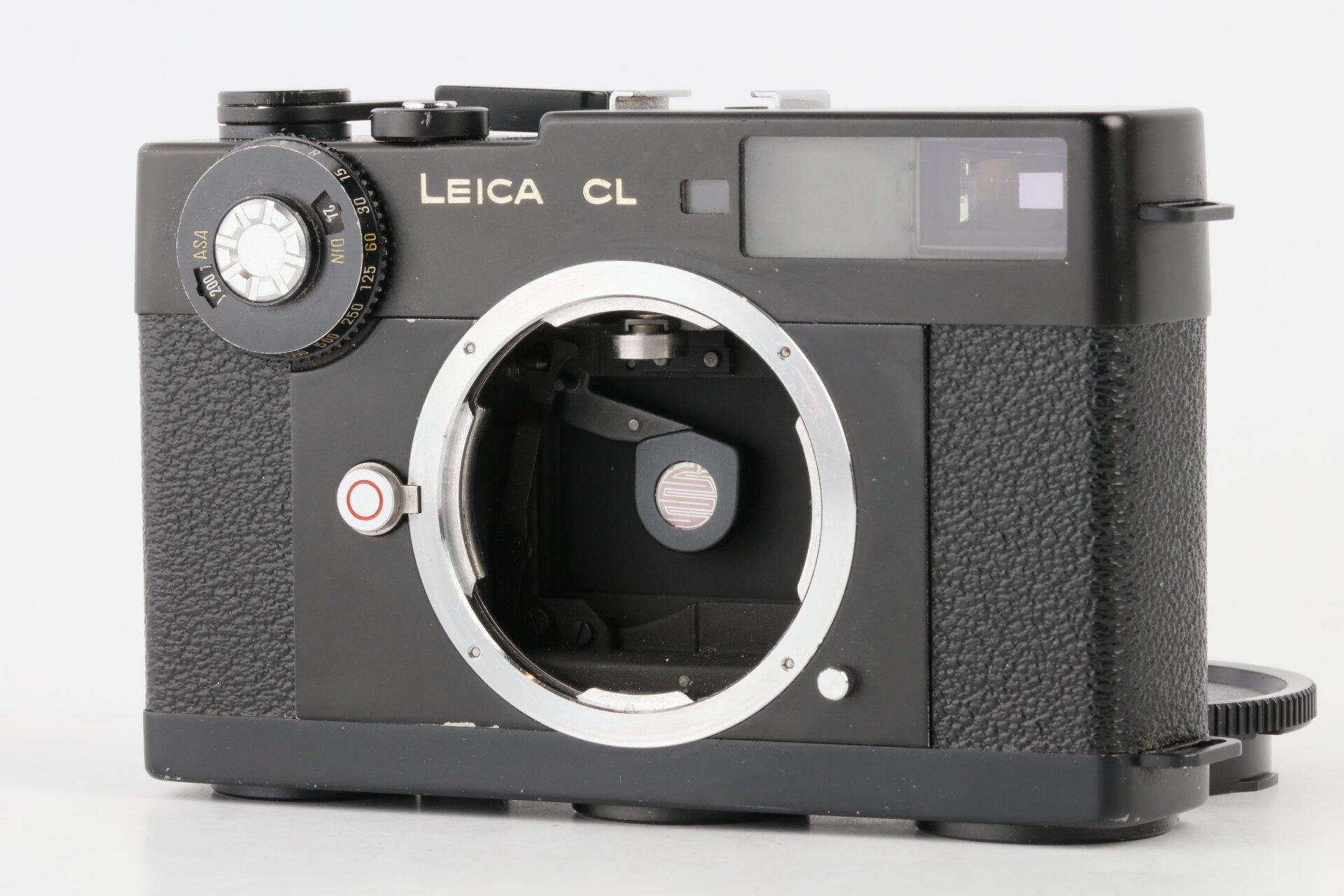 Leica CL schwarz