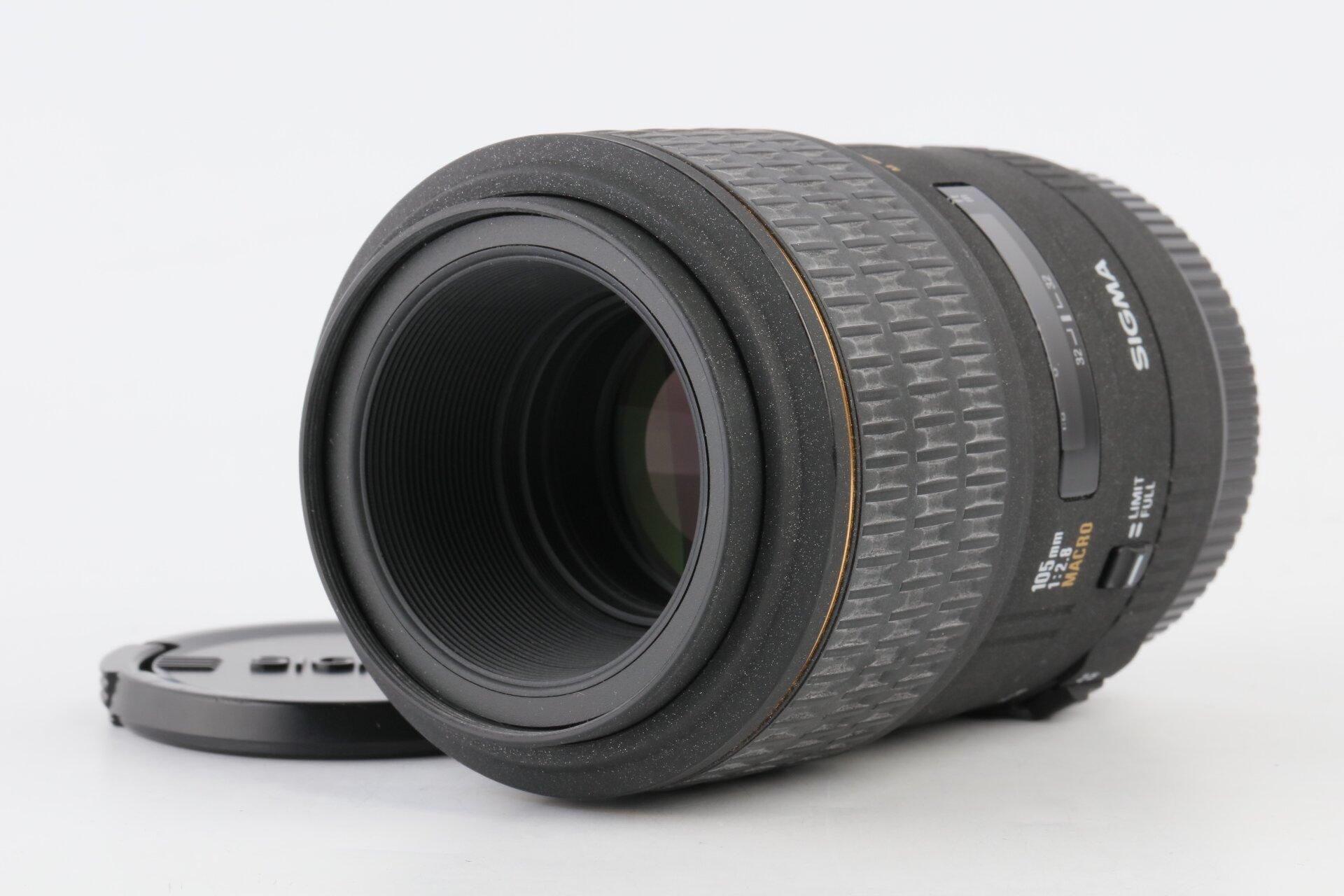 Sigma AF 105mm 2,8 EX Makro Canon EF