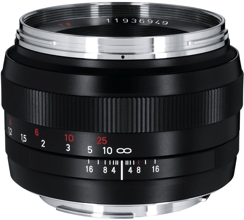 ZEISS Planar T* 50mm 1:1,4 ZE f. Canon