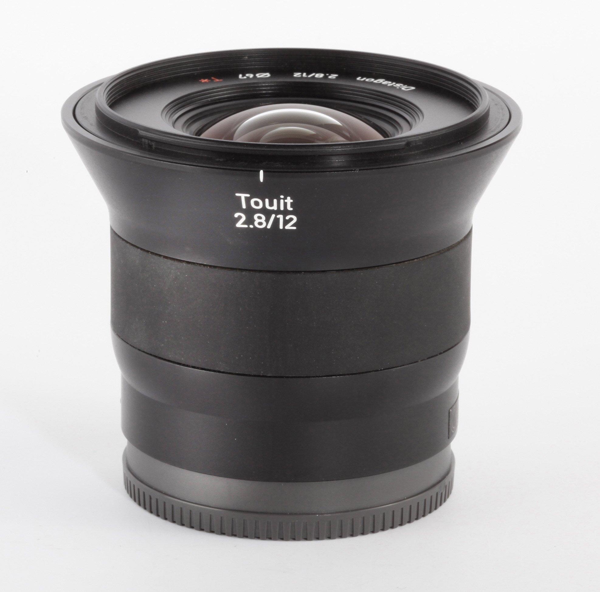 Zeiss Touit 2,8/12mm E-mount