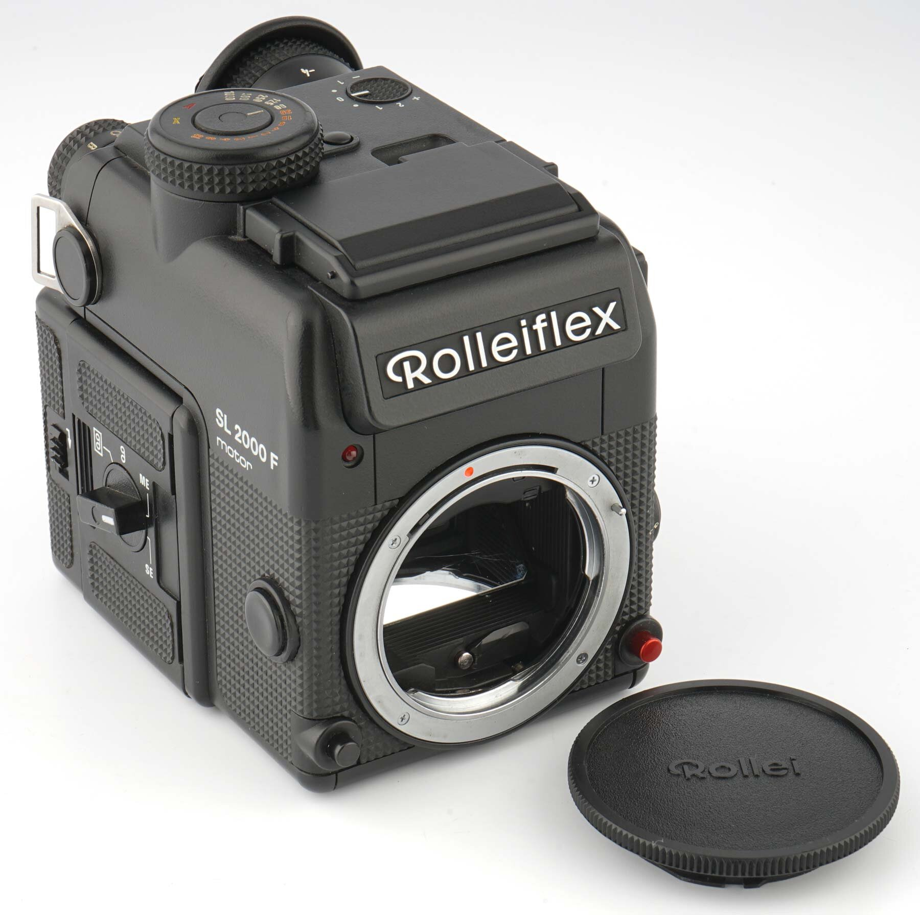 Rollei Rolleiflex SL 2000 F motor Gehäuse