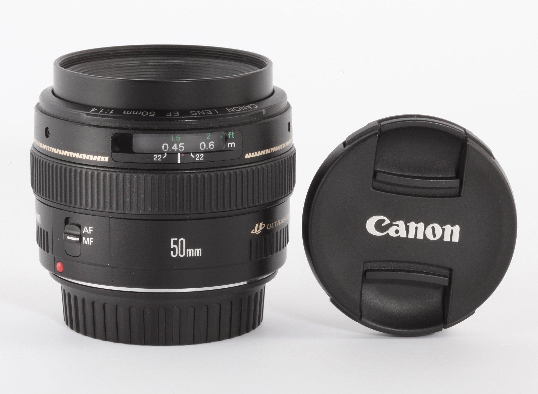 Canon EF 50mm 1,4 USM