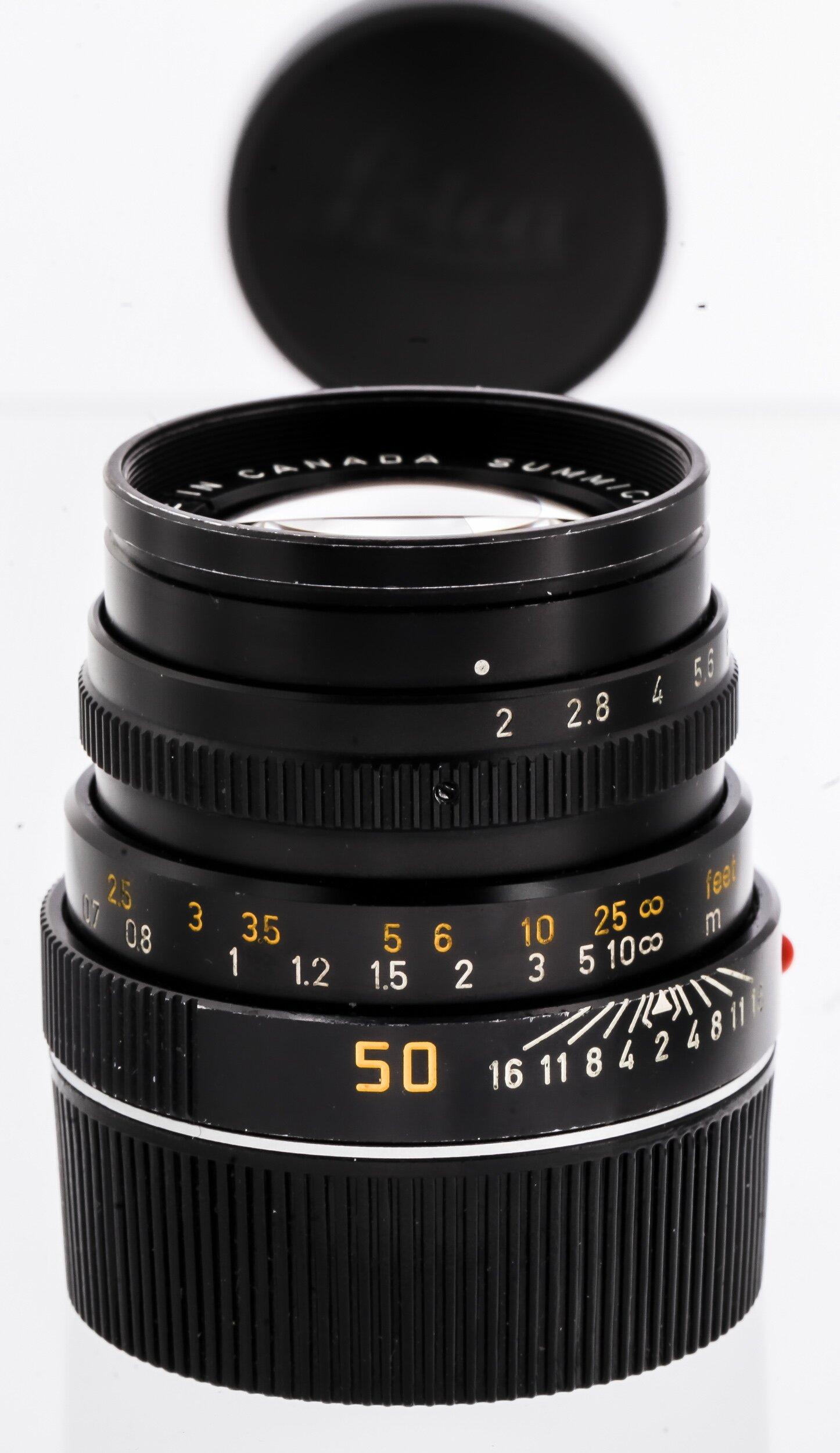 Leica Summicron M 2/50m