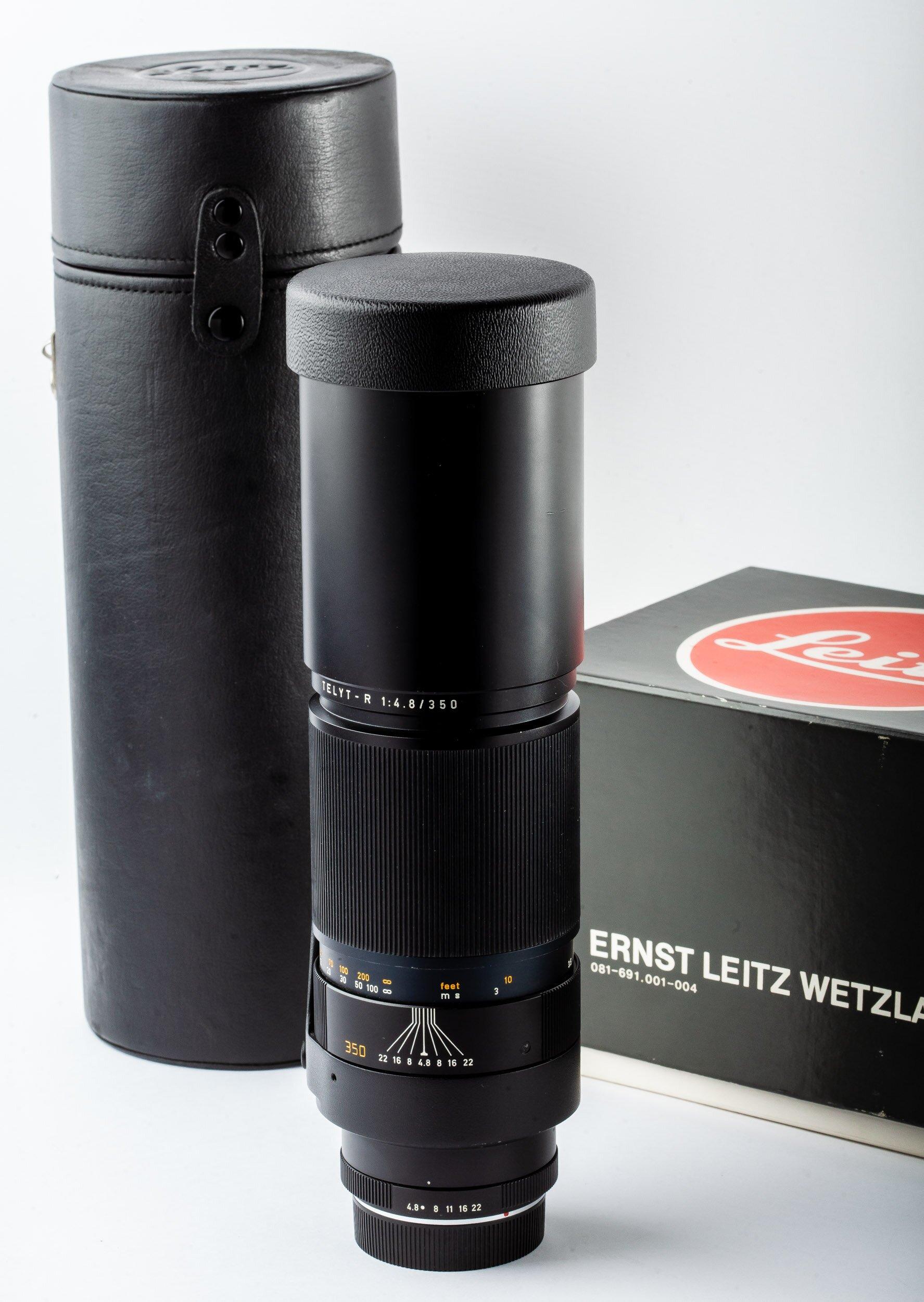 Leica Telyt-R 4,8/350mm