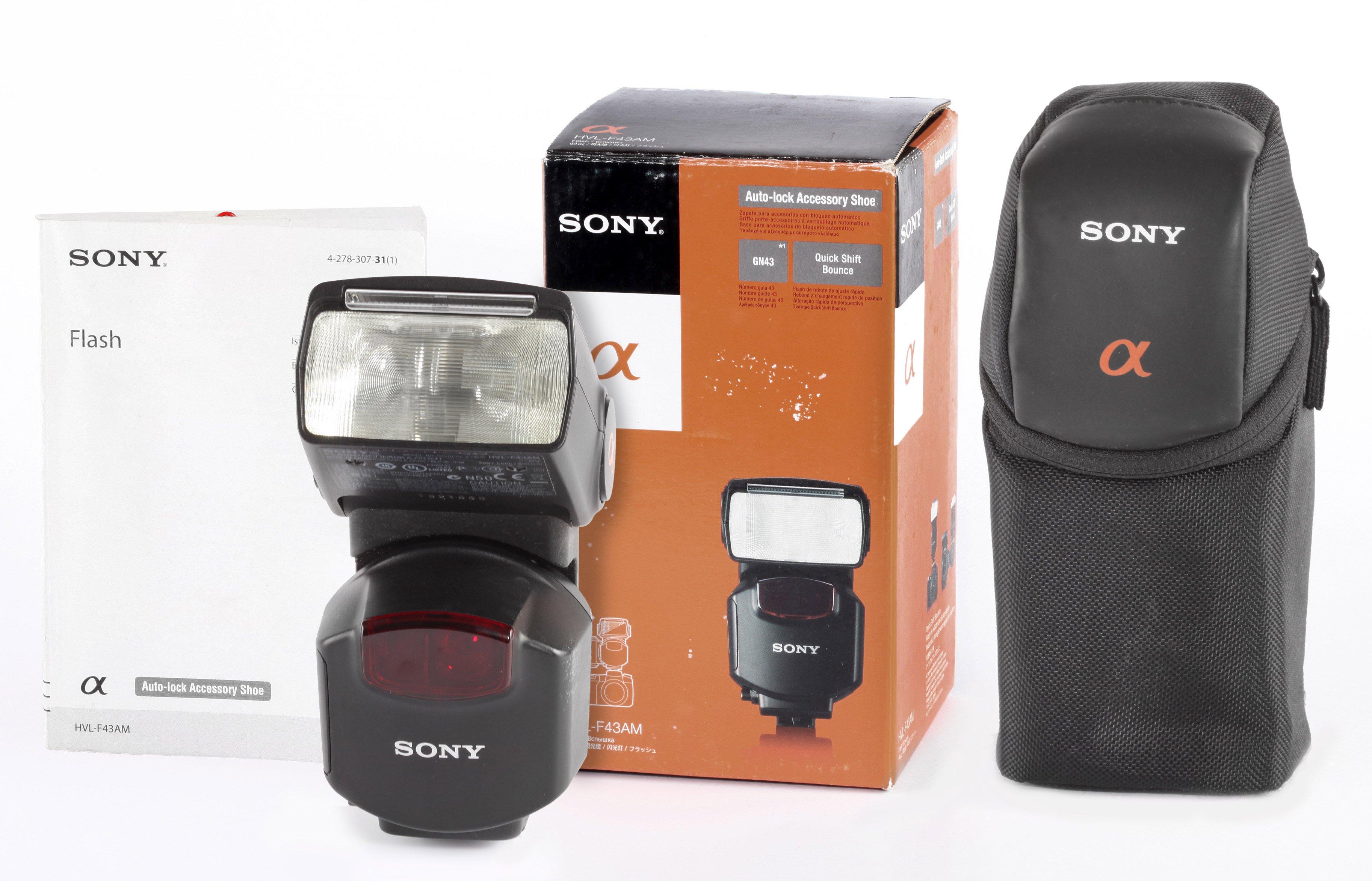 Sony HVL-F43AM Blitz