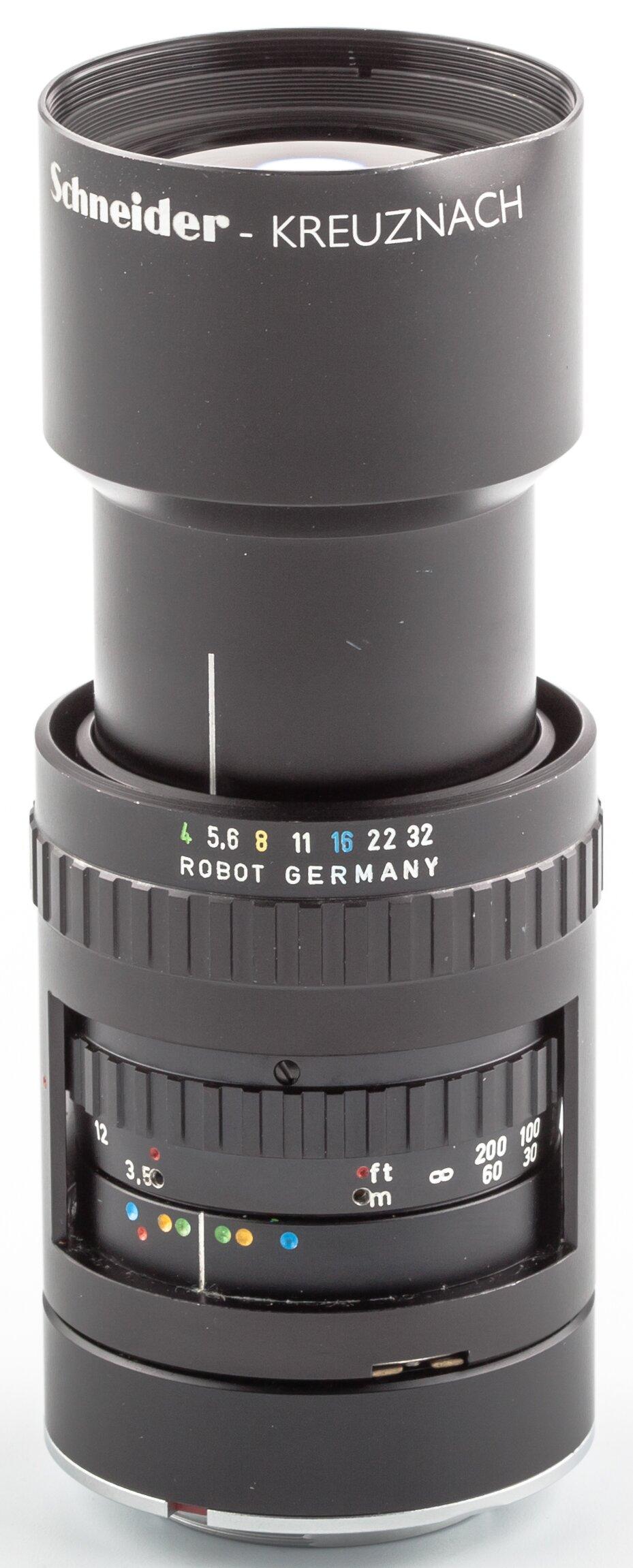 Schneider Tele-Xenar 4/150 mm Robot