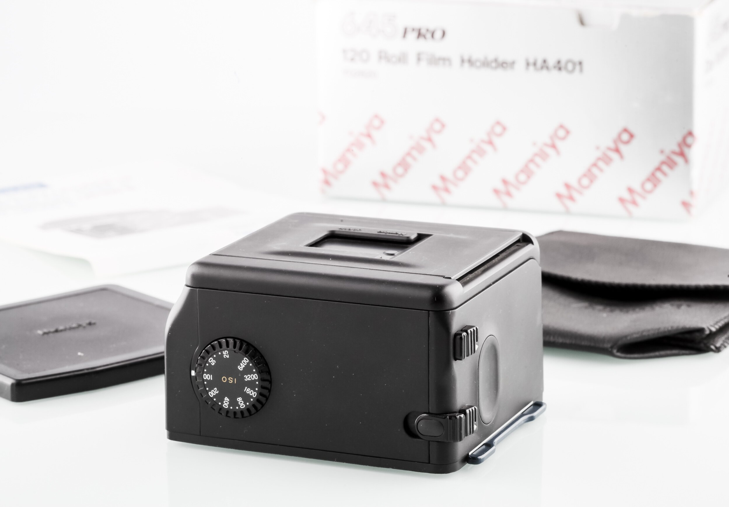 Mamiya HA401 Rollfilmkassette 120 for 645 PRO
