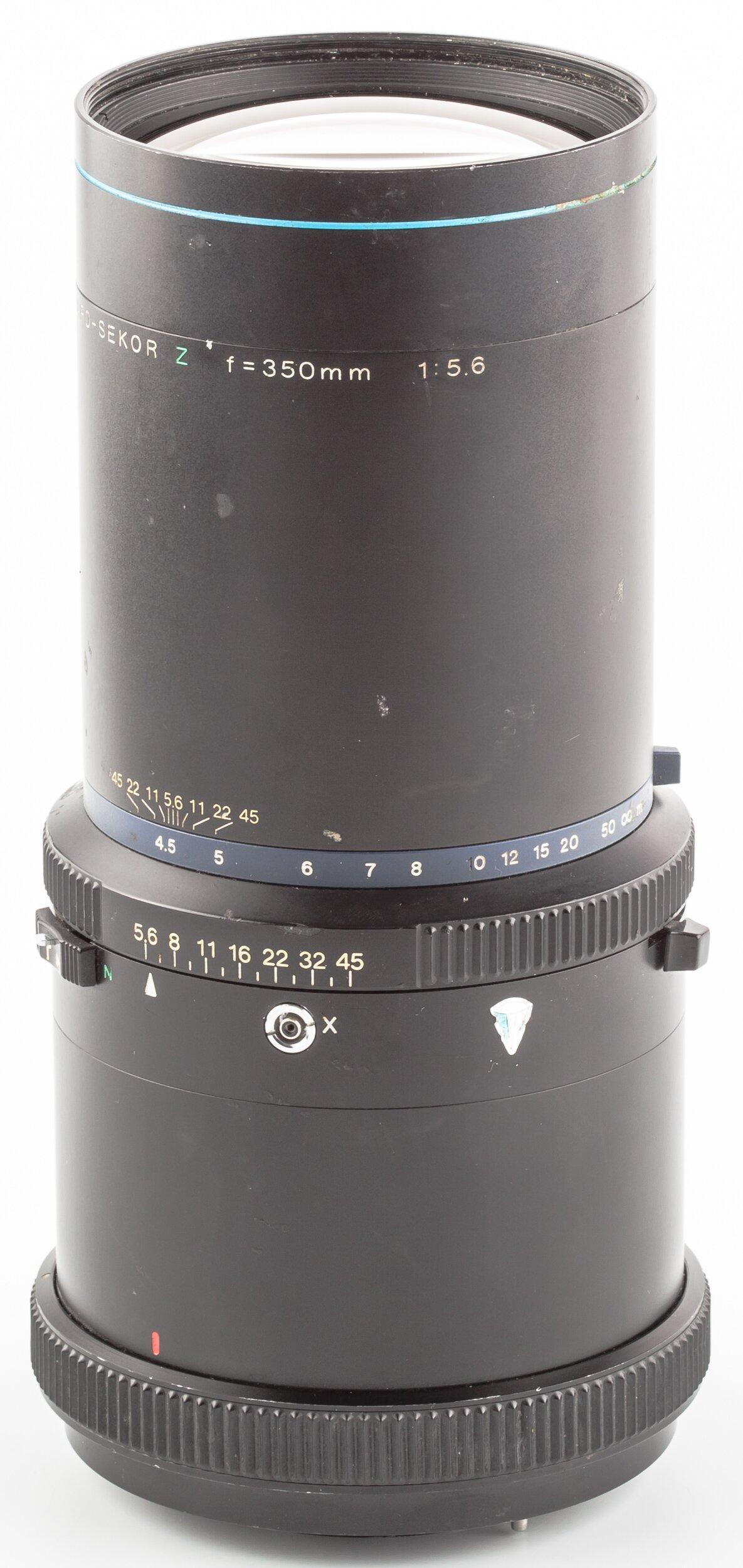 Mamiya RZ Mamiya Apo-Sekor Z 350 mm 5,6