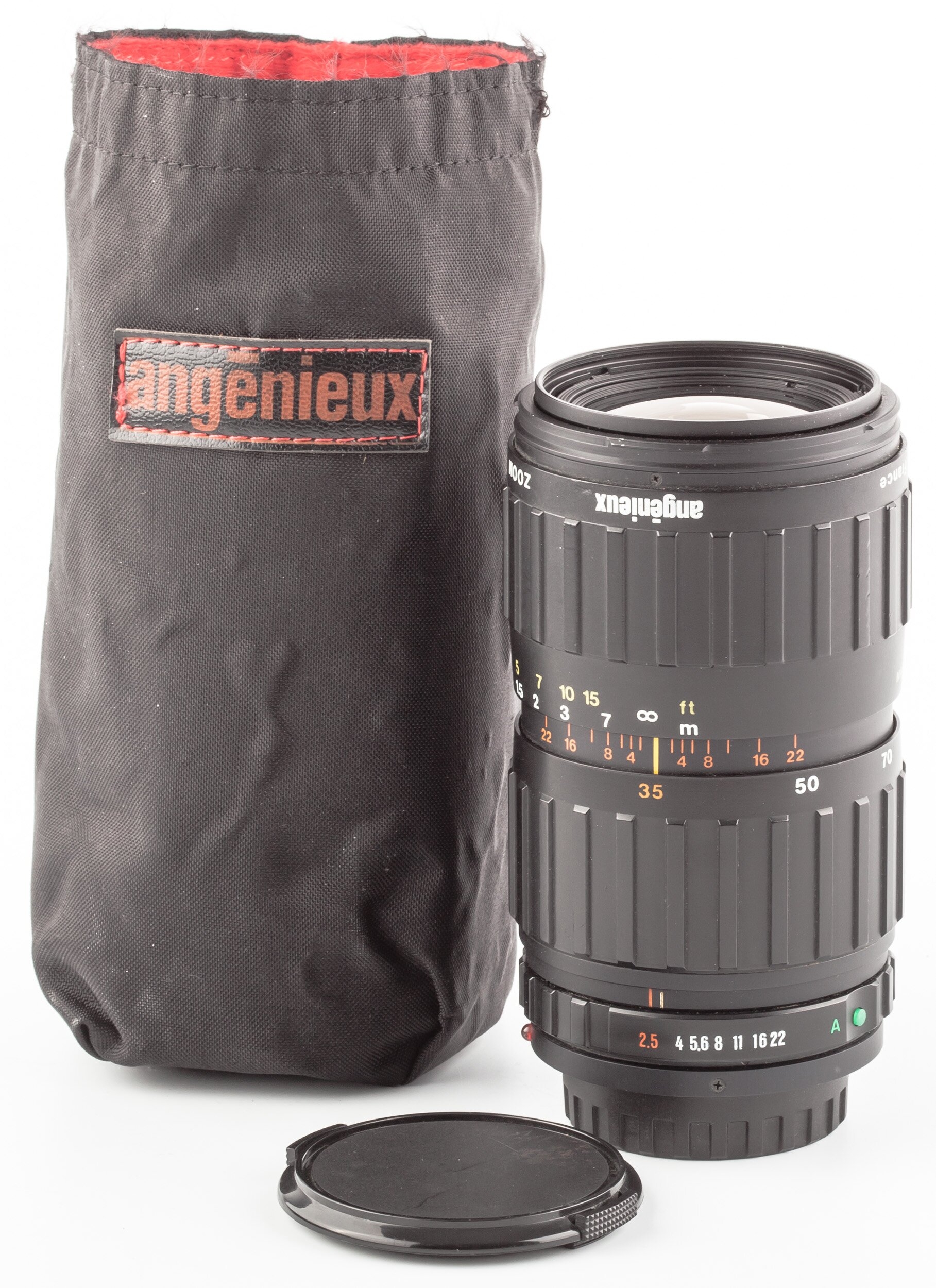 Angenieux Zoom 35-70mm 2,5-3,3  2x35 Canon FD