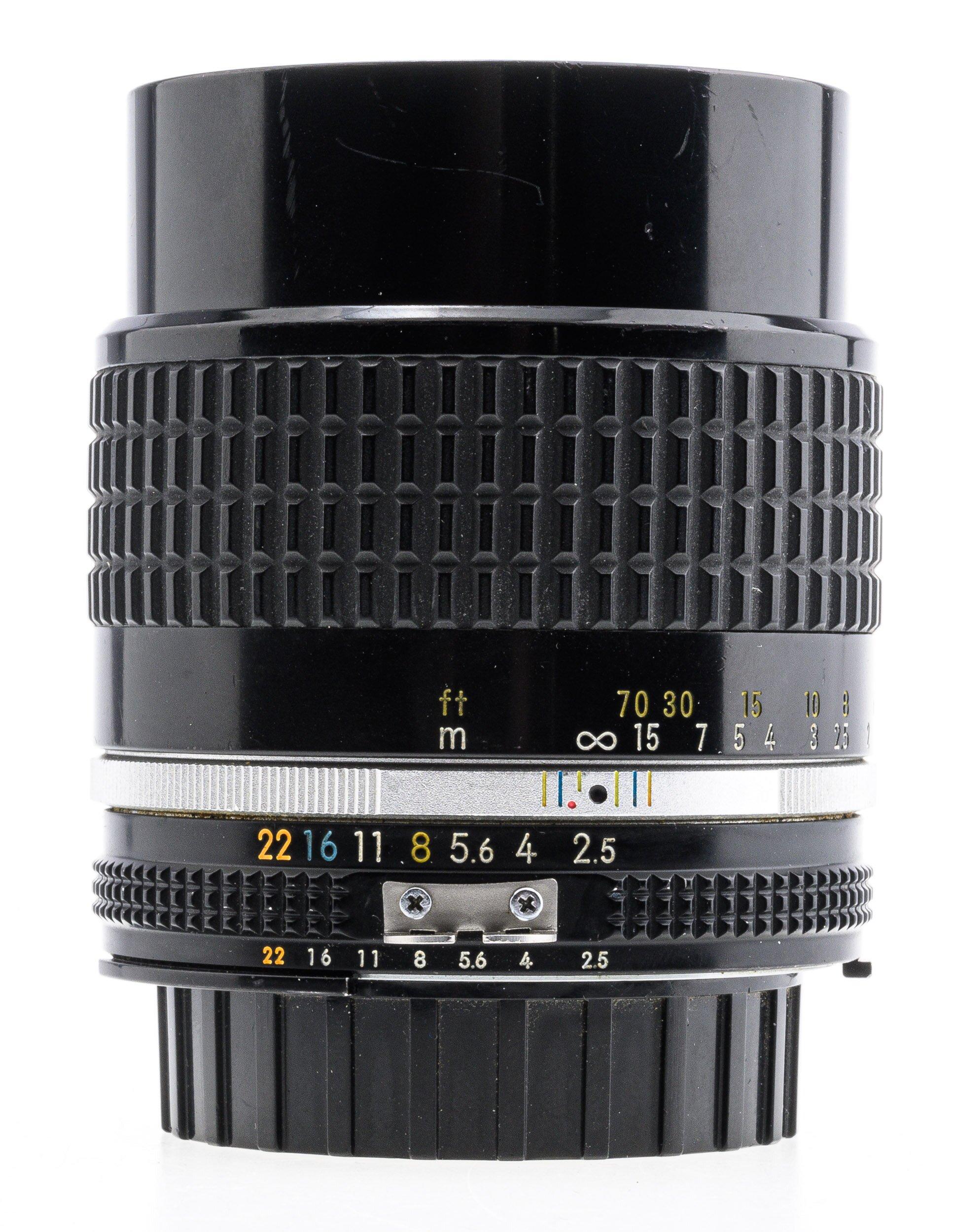 Nikon Nikkor 2,5/105mm Ai