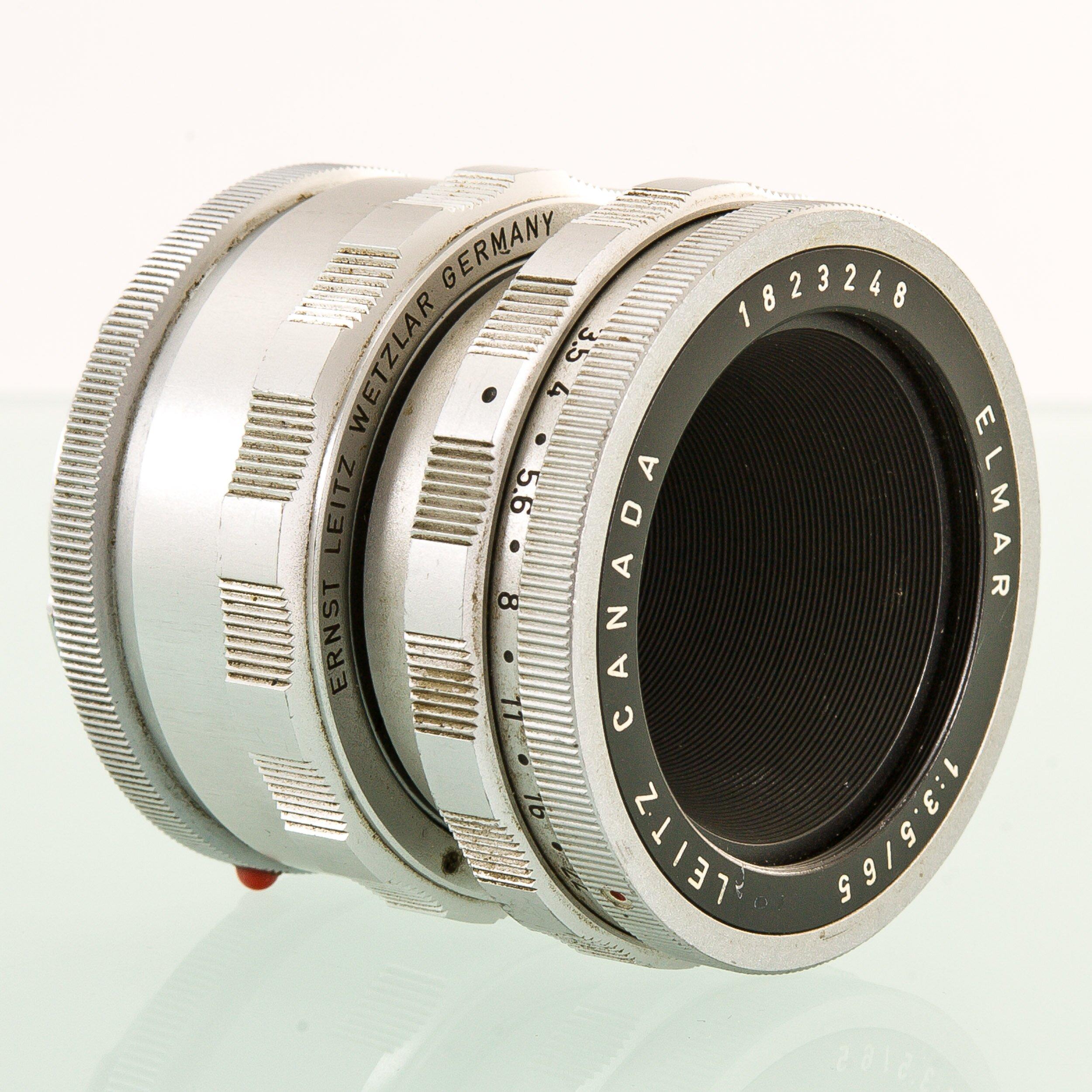 Leica Visoflex 3,5/65mm Elmar