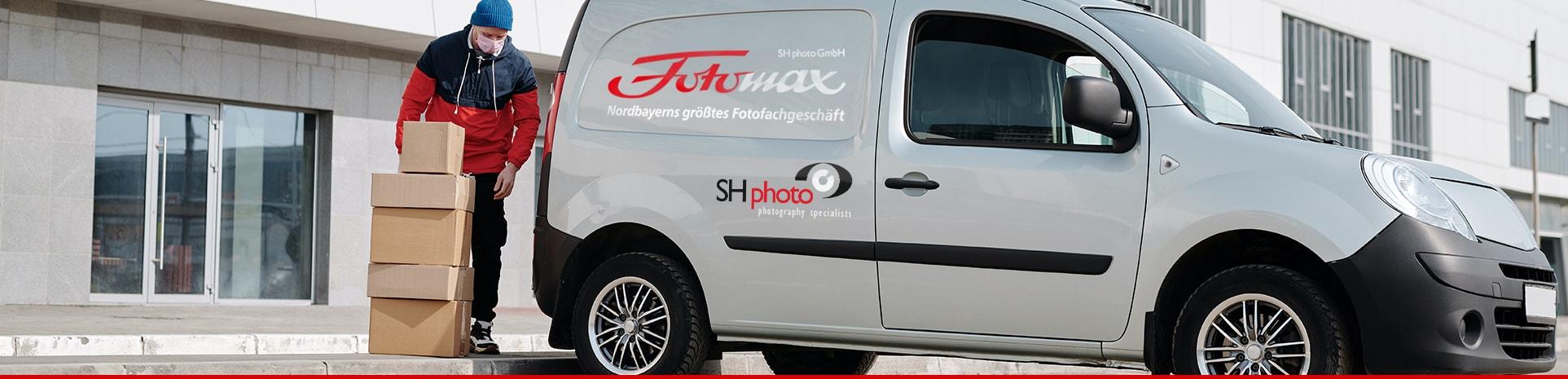 Fotomax Schneller und zuverlässiger Versand und Lieferung