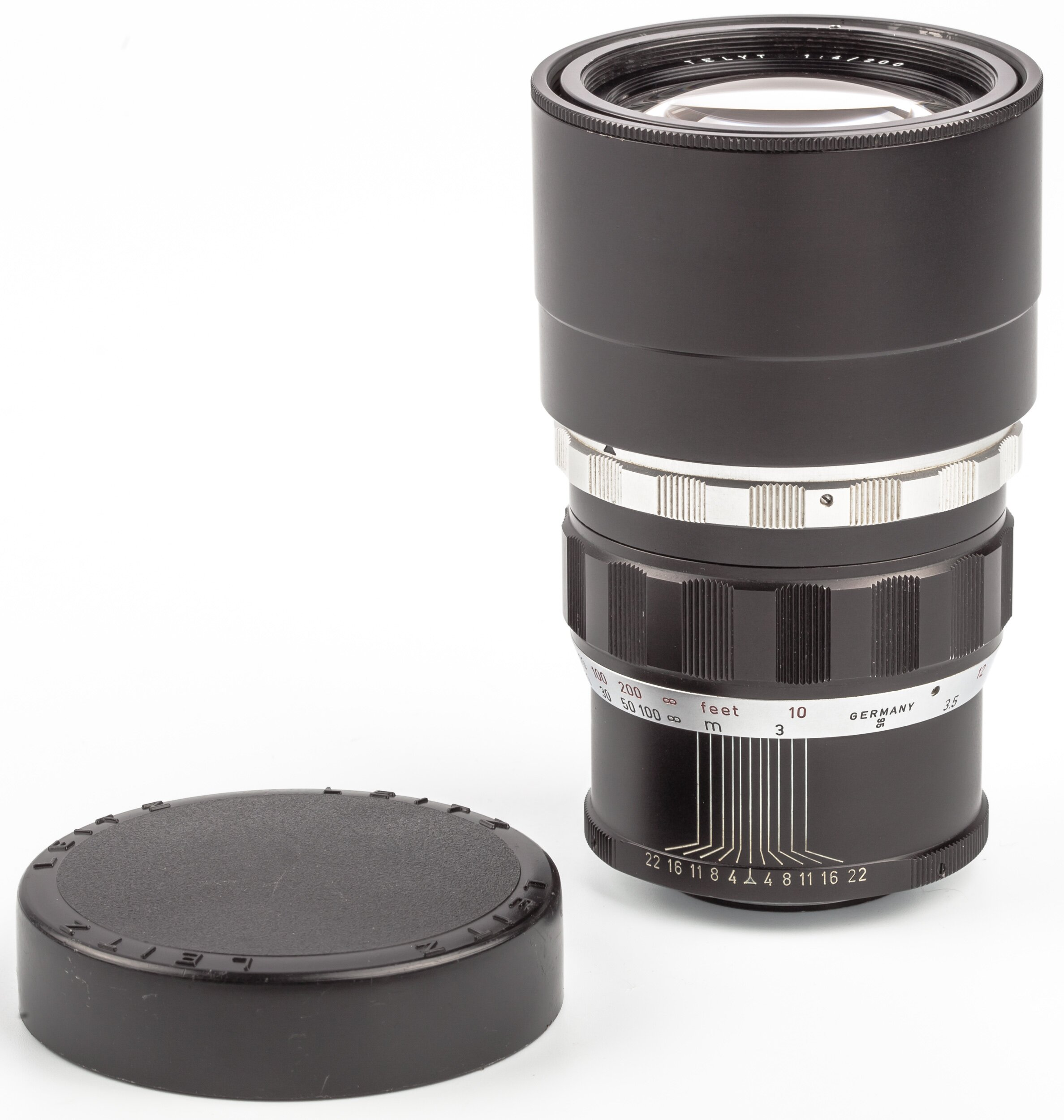 Leica f. Visoflex 200mm 4 Telyt   11063
