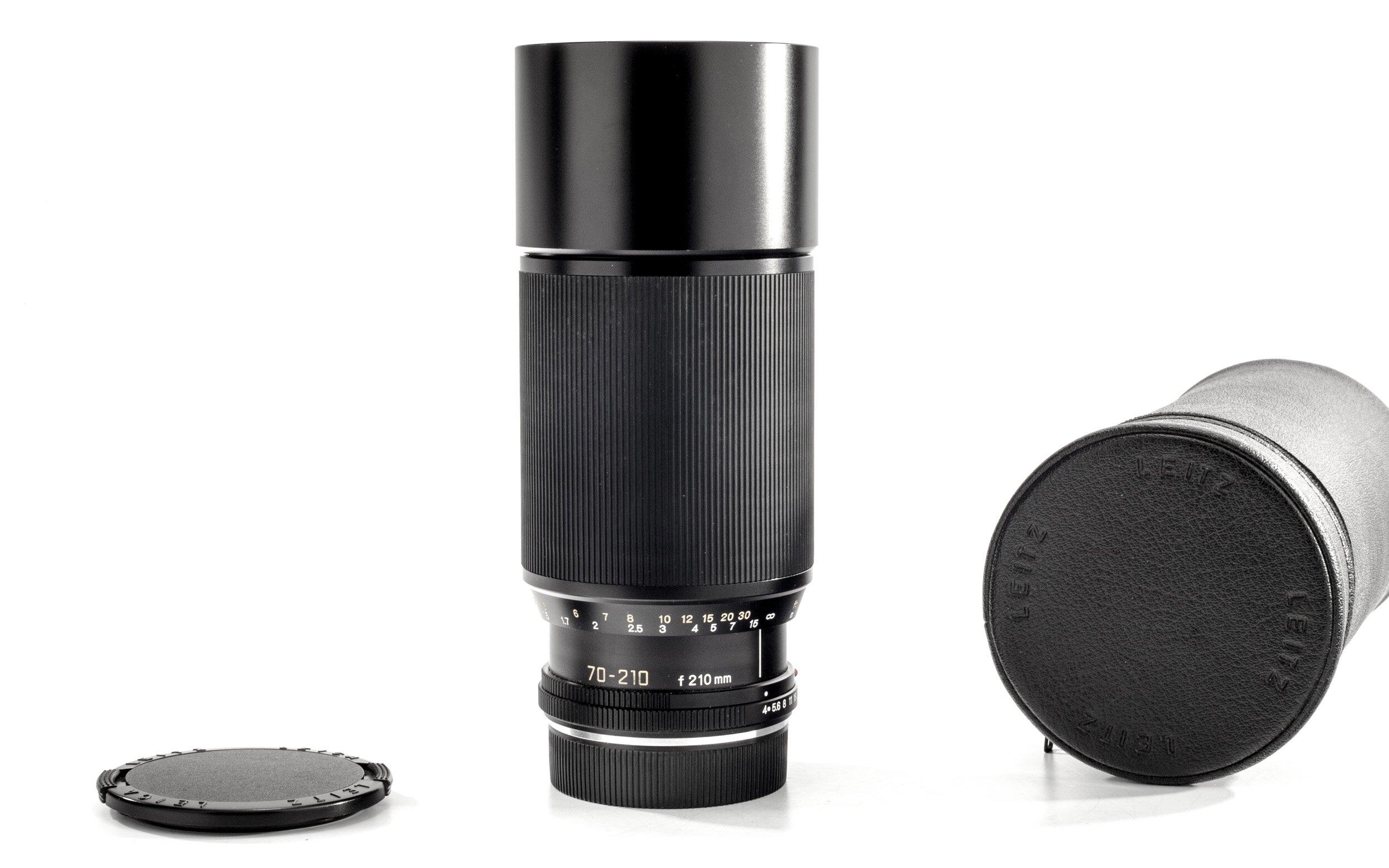 Leica R 4/70-210mm Vario-Elmar-R 3CAM 11246