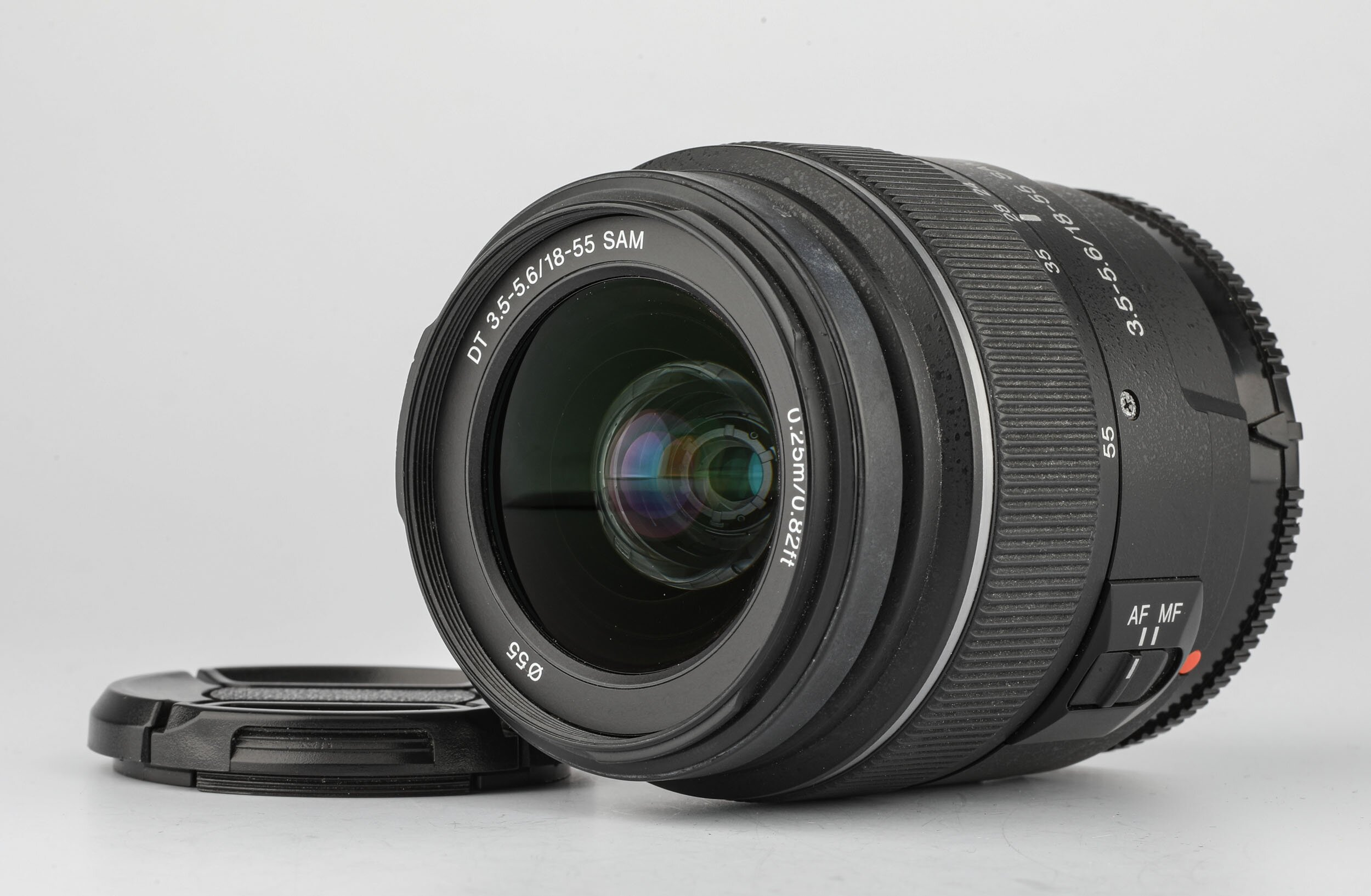 Sony DT 18-55mm F3.5-5.6 SAM A Mount