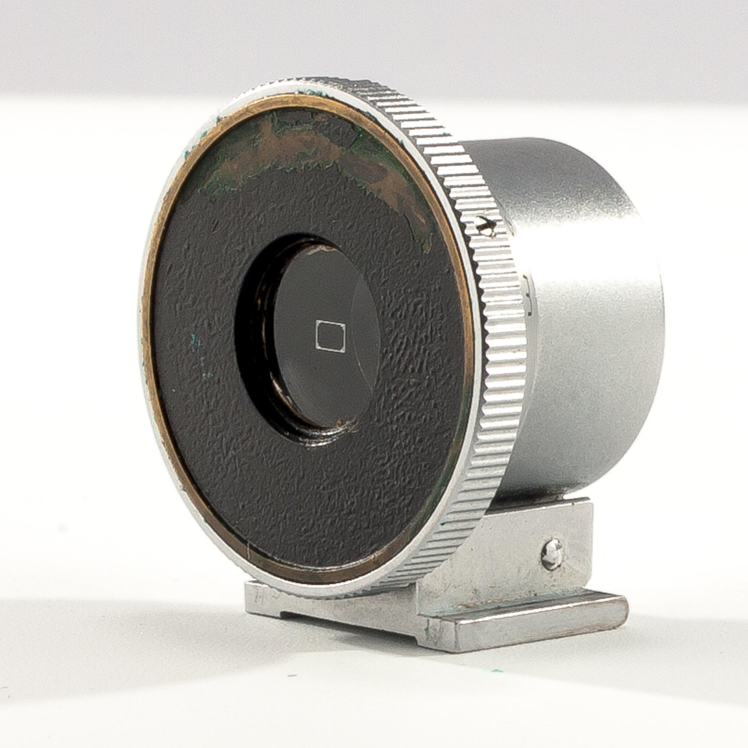 Leica 13,5cm Sucher chrom