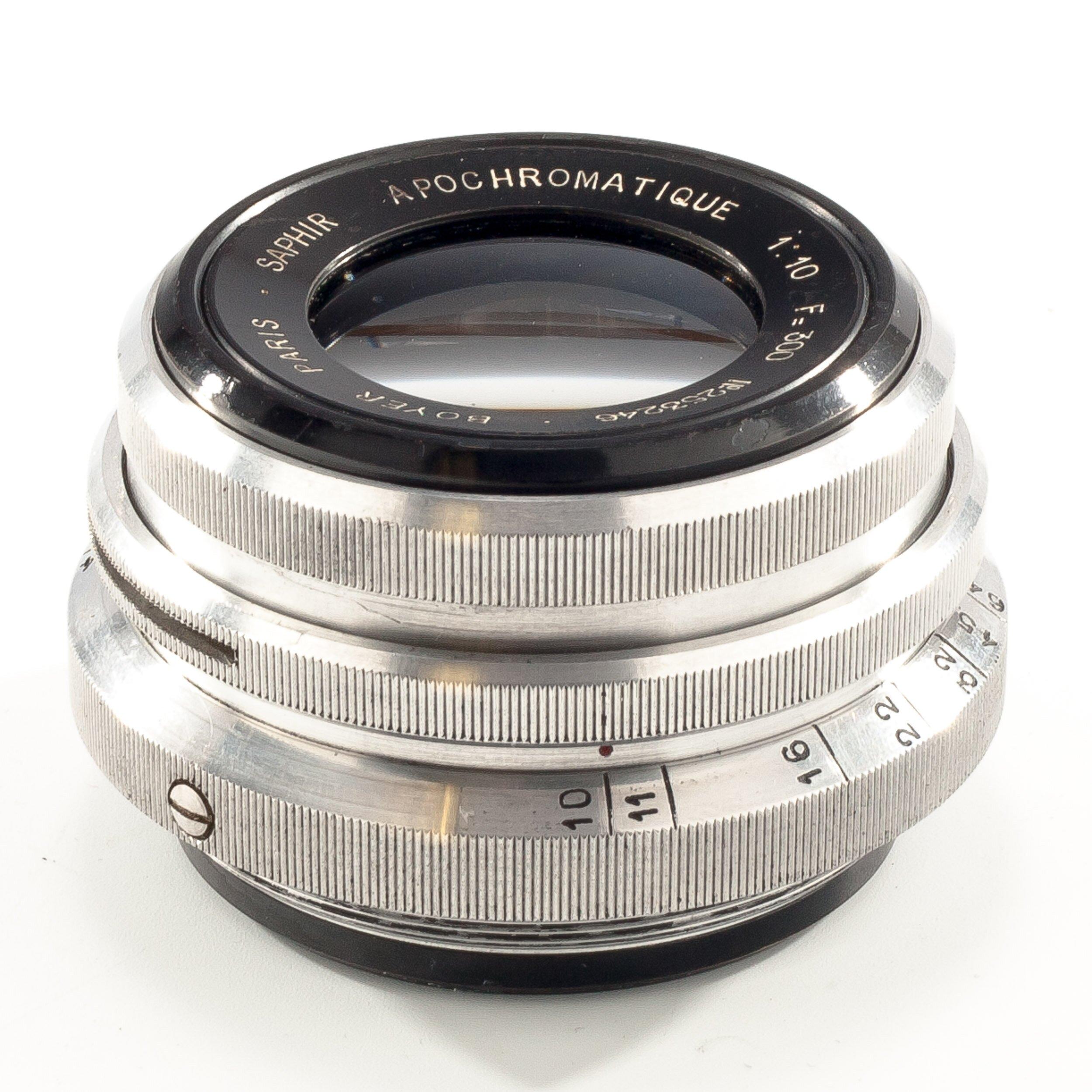 Boyer 10/300mm Saphir apochromatique