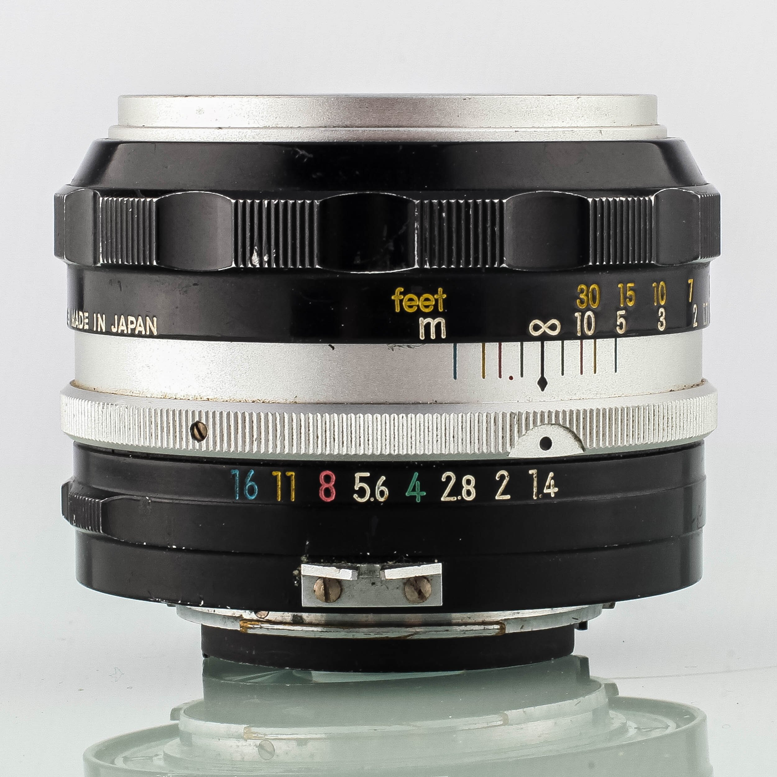 Nikon Nikkor-S Auto 1,4/50mm Nippon Kogaku