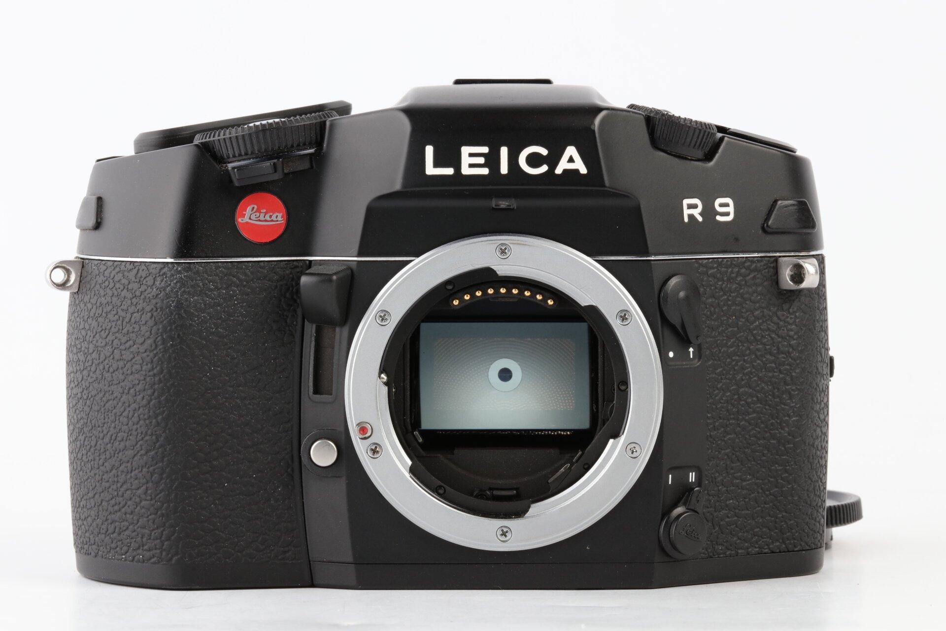 Leica R9 Gehäuse schwarz 10091