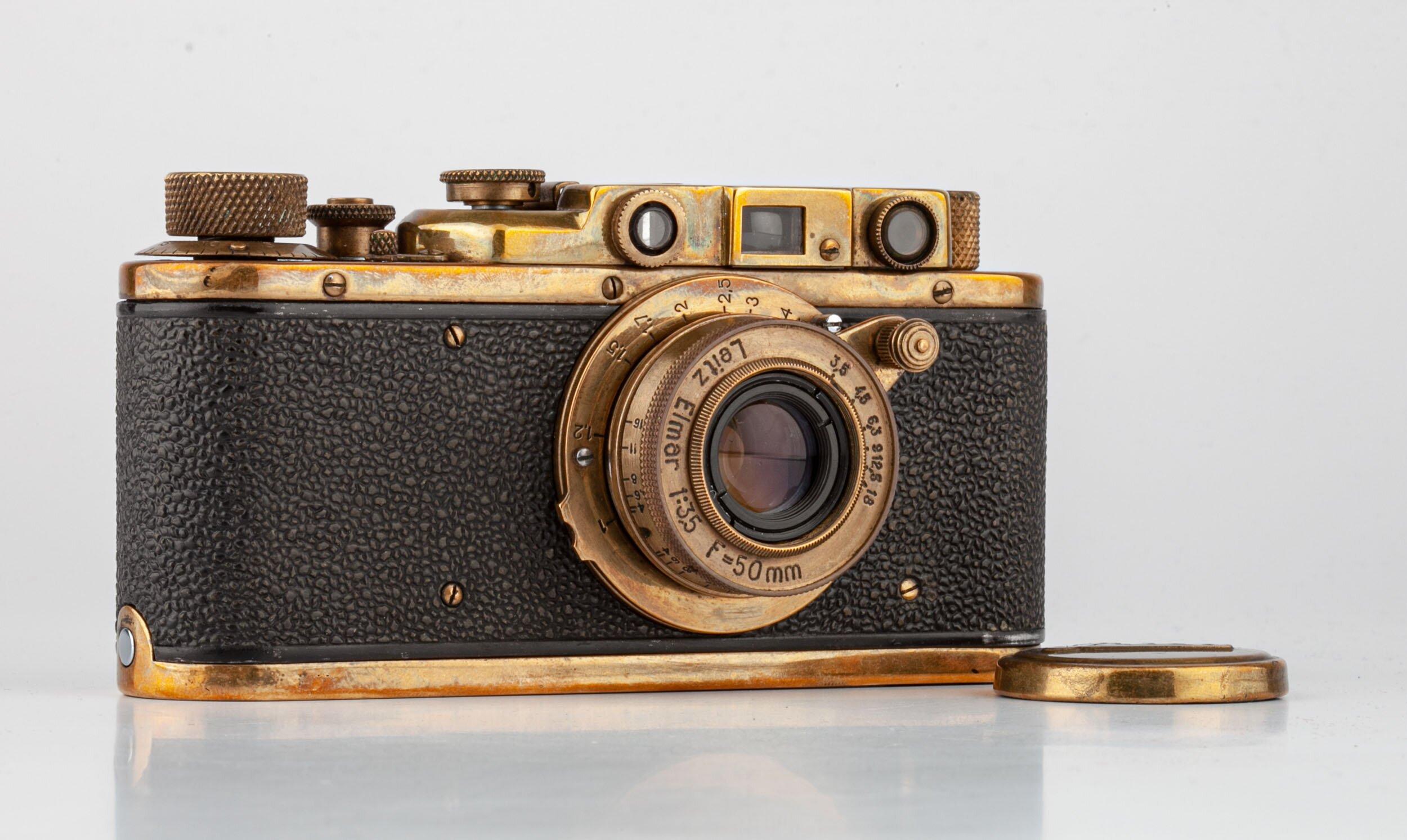 Leitz Leica Fed Zorkie with Leitz Elmar 50mm F3.5