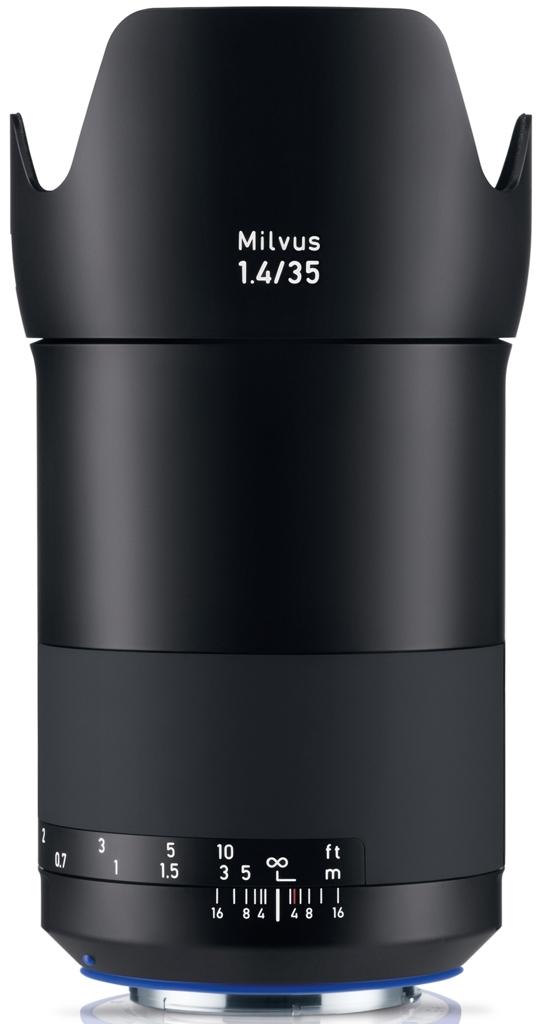 ZEISS Milvus 35mm 1:1,4 ZE f. Canon EOS