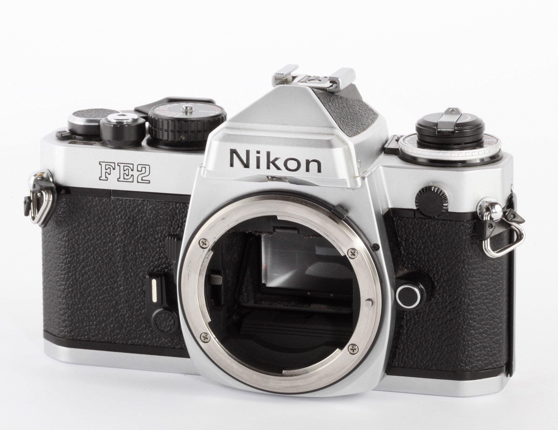 Nikon FE2 chrom