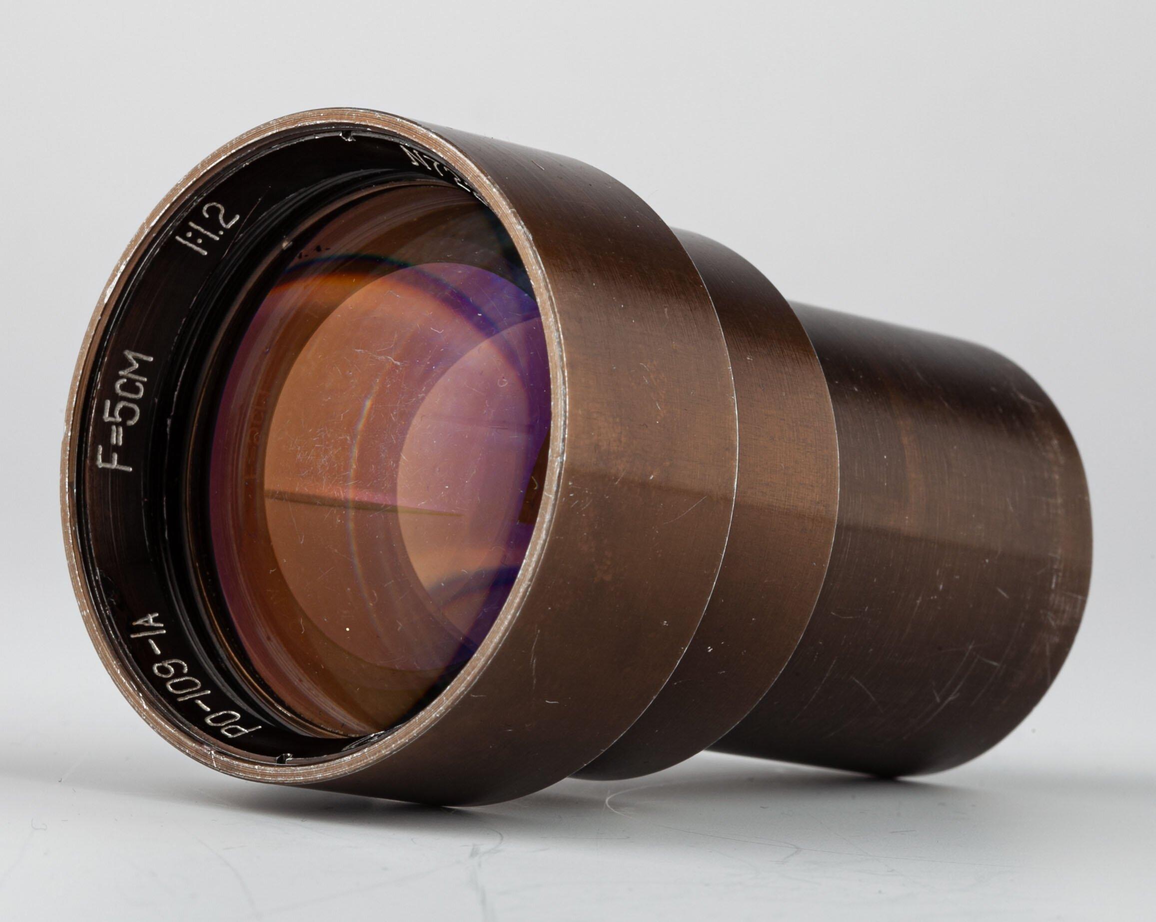 PO-109 IA 1,2/5cm Projektions Optik