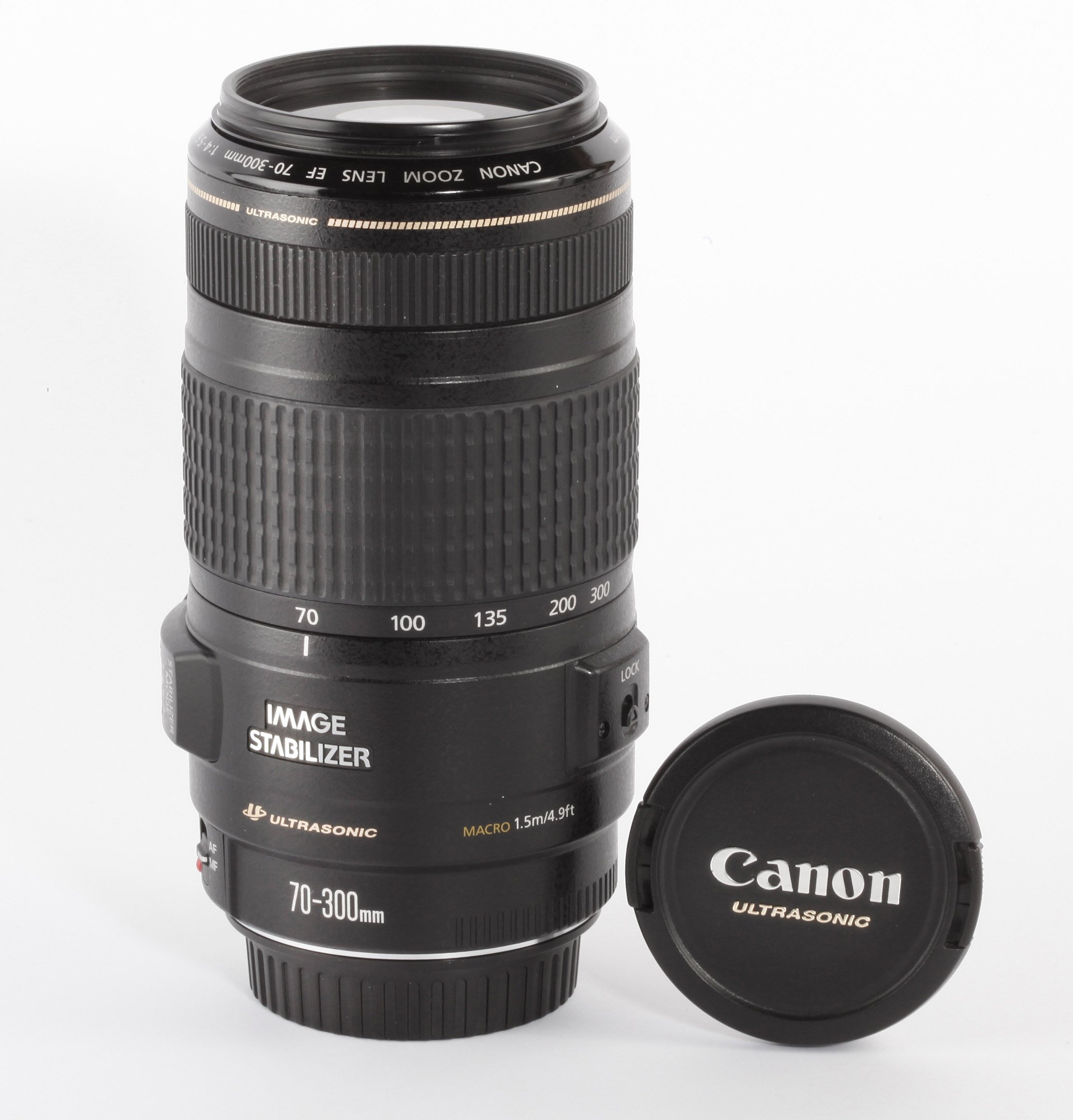 Canon EF 70-300mm 4-5,6 IS USM