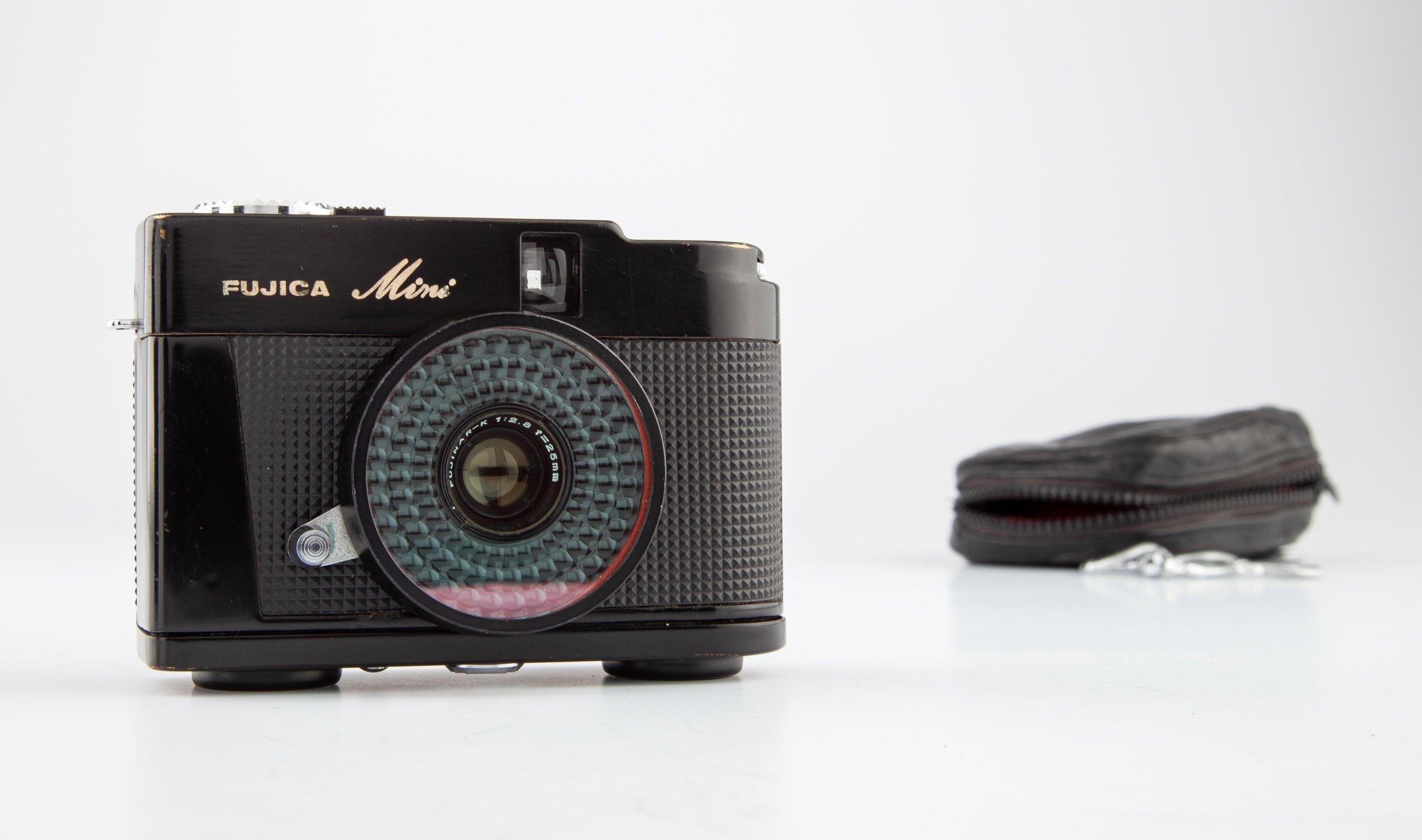 Fujica Mini 35mm Half Format Kamera