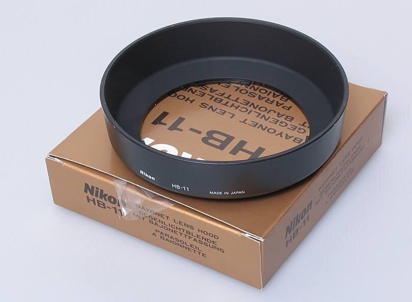 Nikon HB-11 Gegenlichtblende