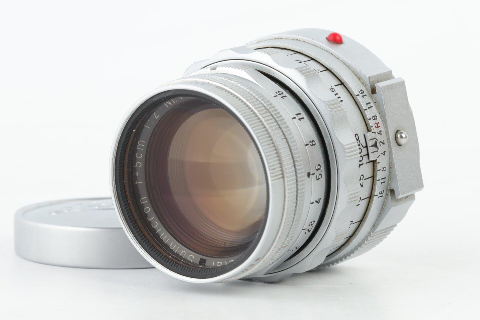 Leica M Nah-Summicron 5cm 2 SOMNI 11918