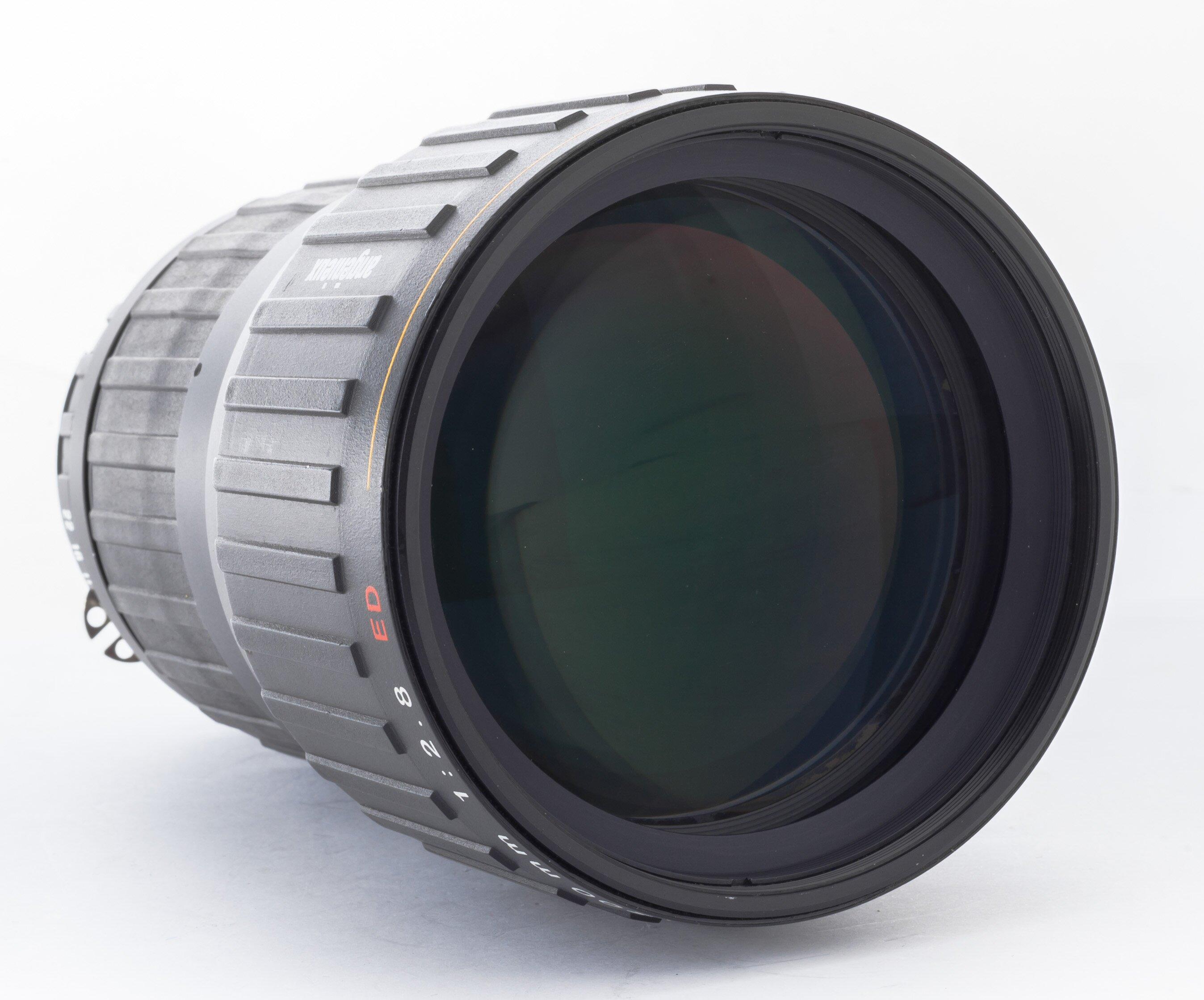 Angenieux für Nikon 2,8/200mm DEM ED