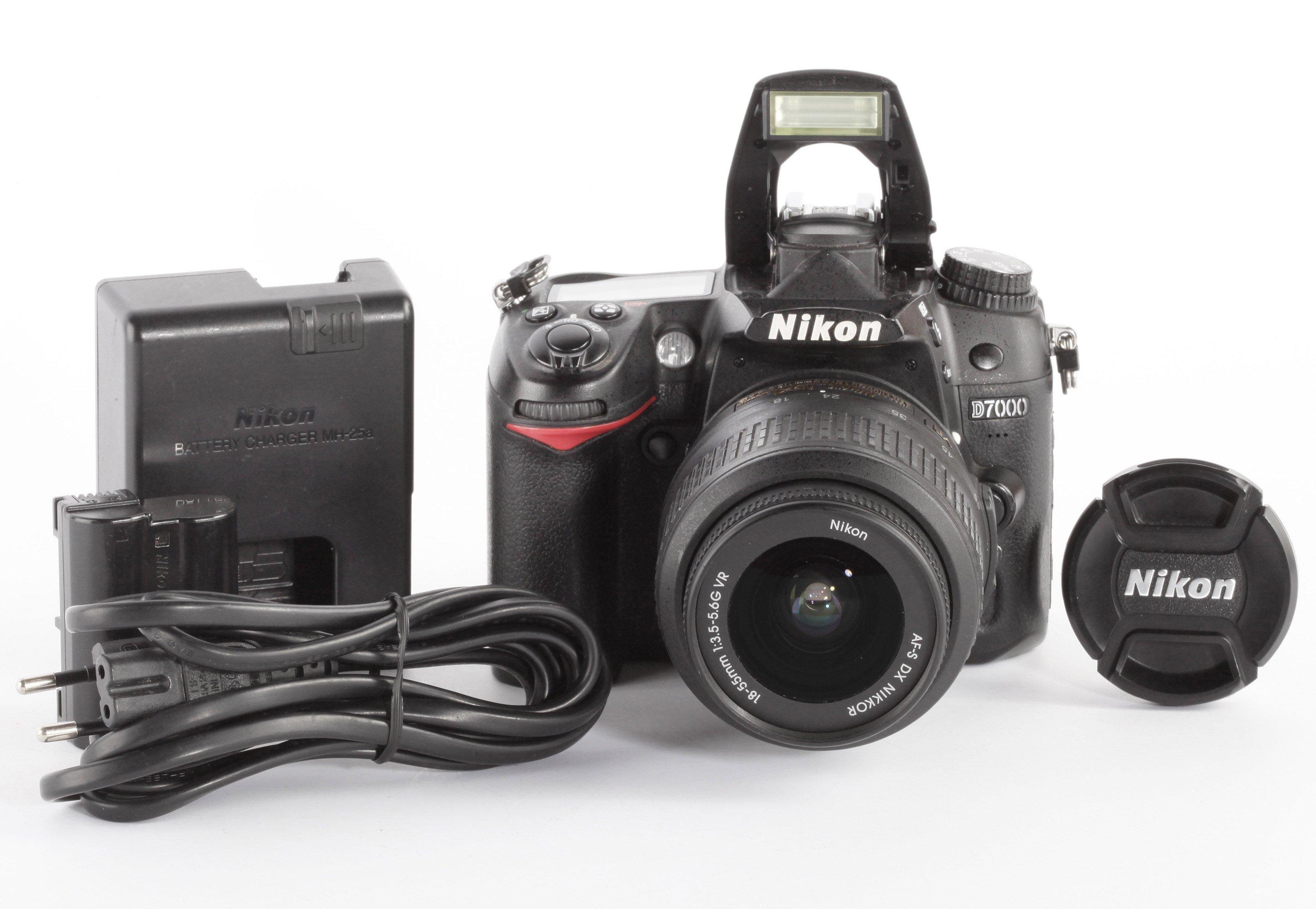 Nikon D7000 18-55mm 142354 Auslösungen