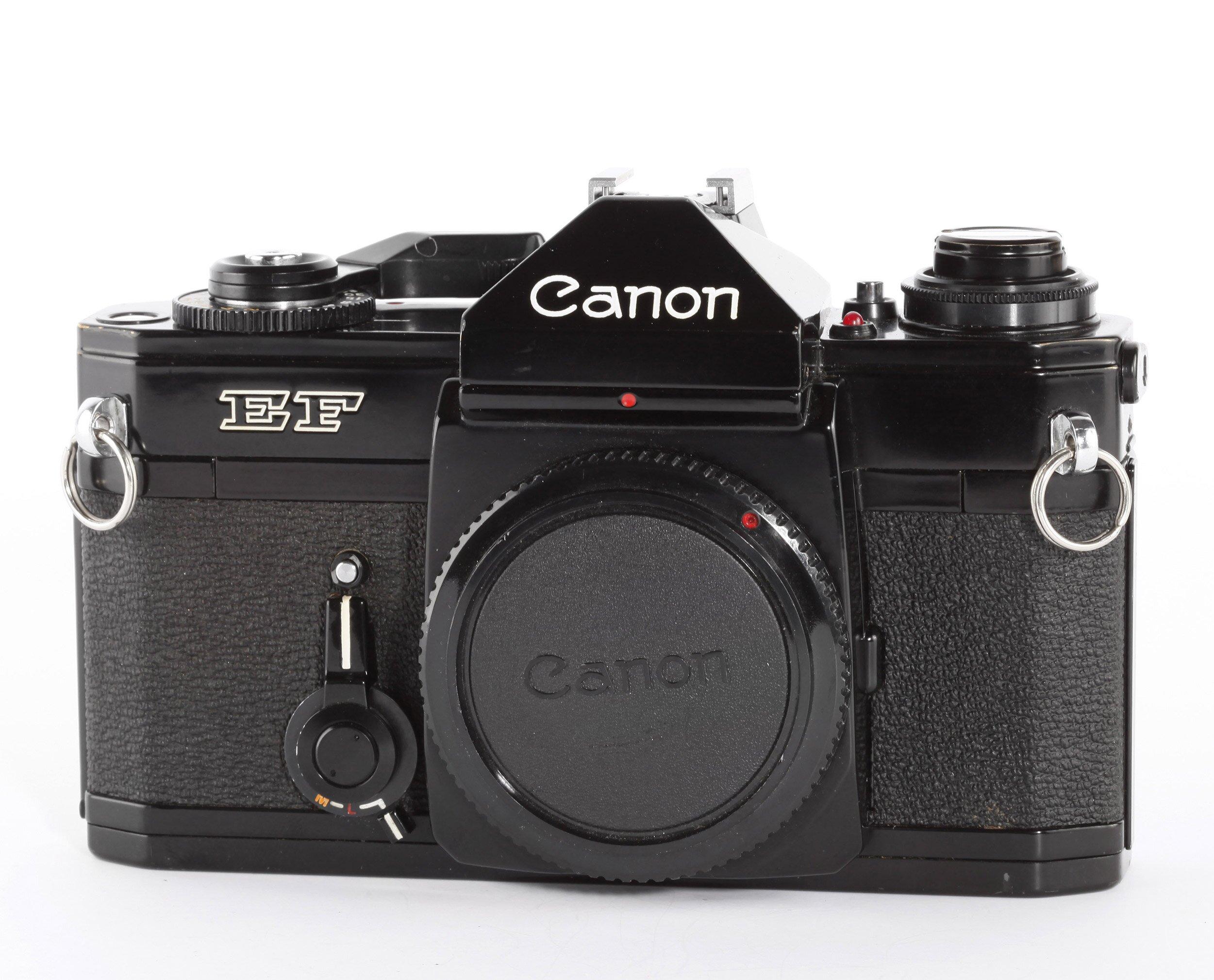 Canon EF Gehäuse