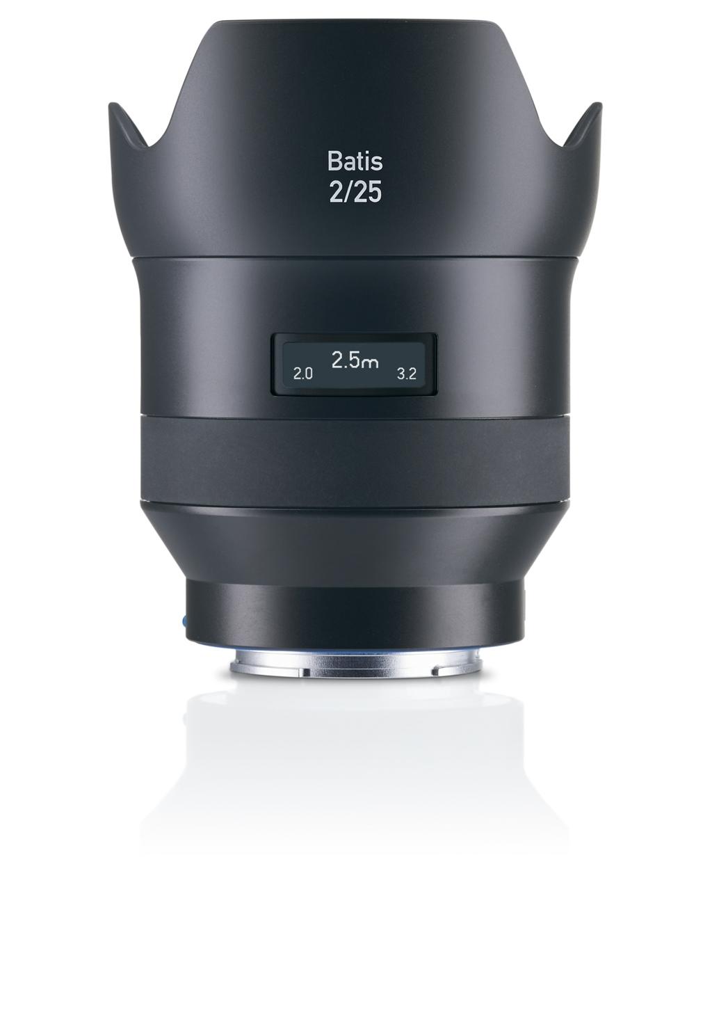 ZEISS Batis 25mm 1:2,0 für Sony ILCE (E-Mount)