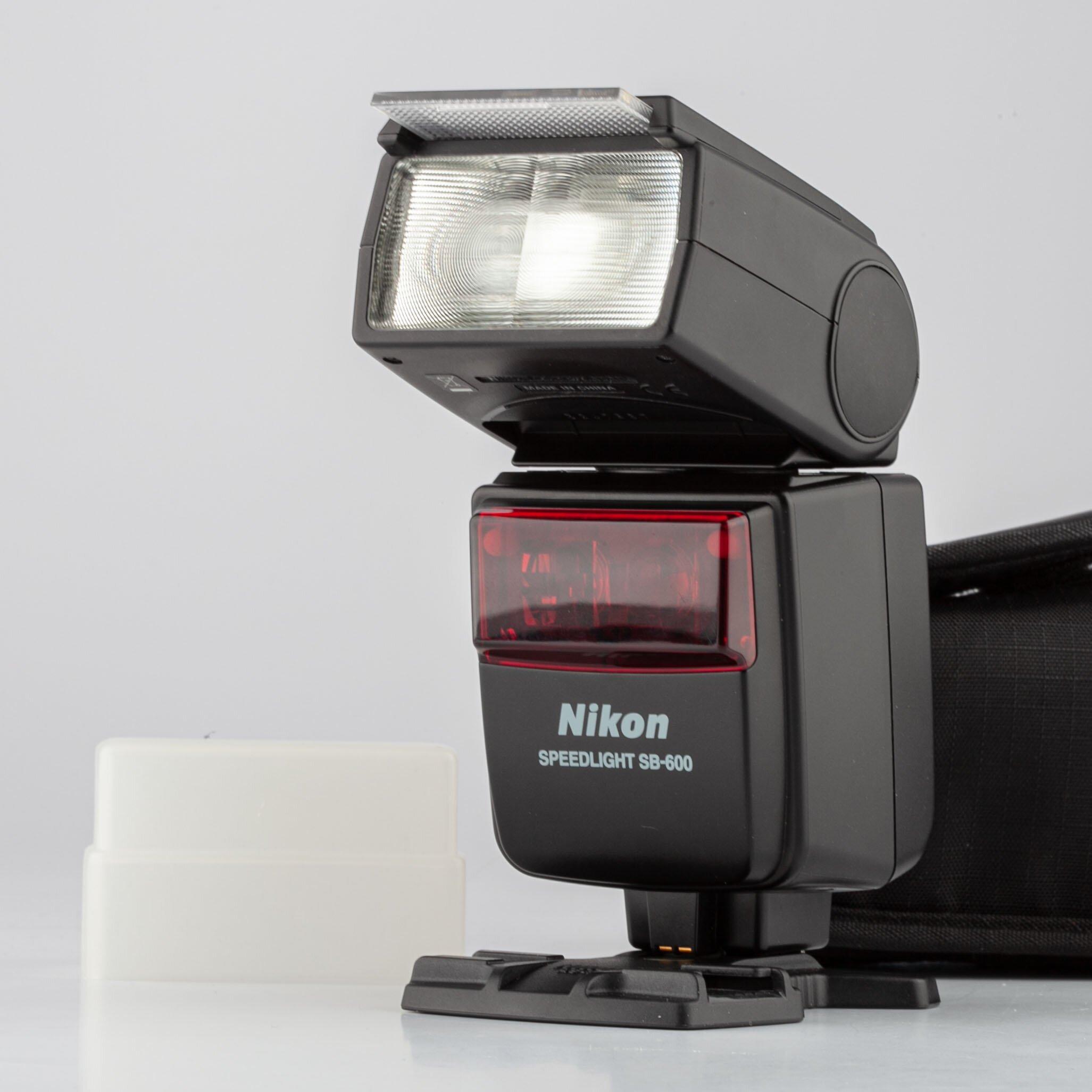 Nikon SB-600 Blitz