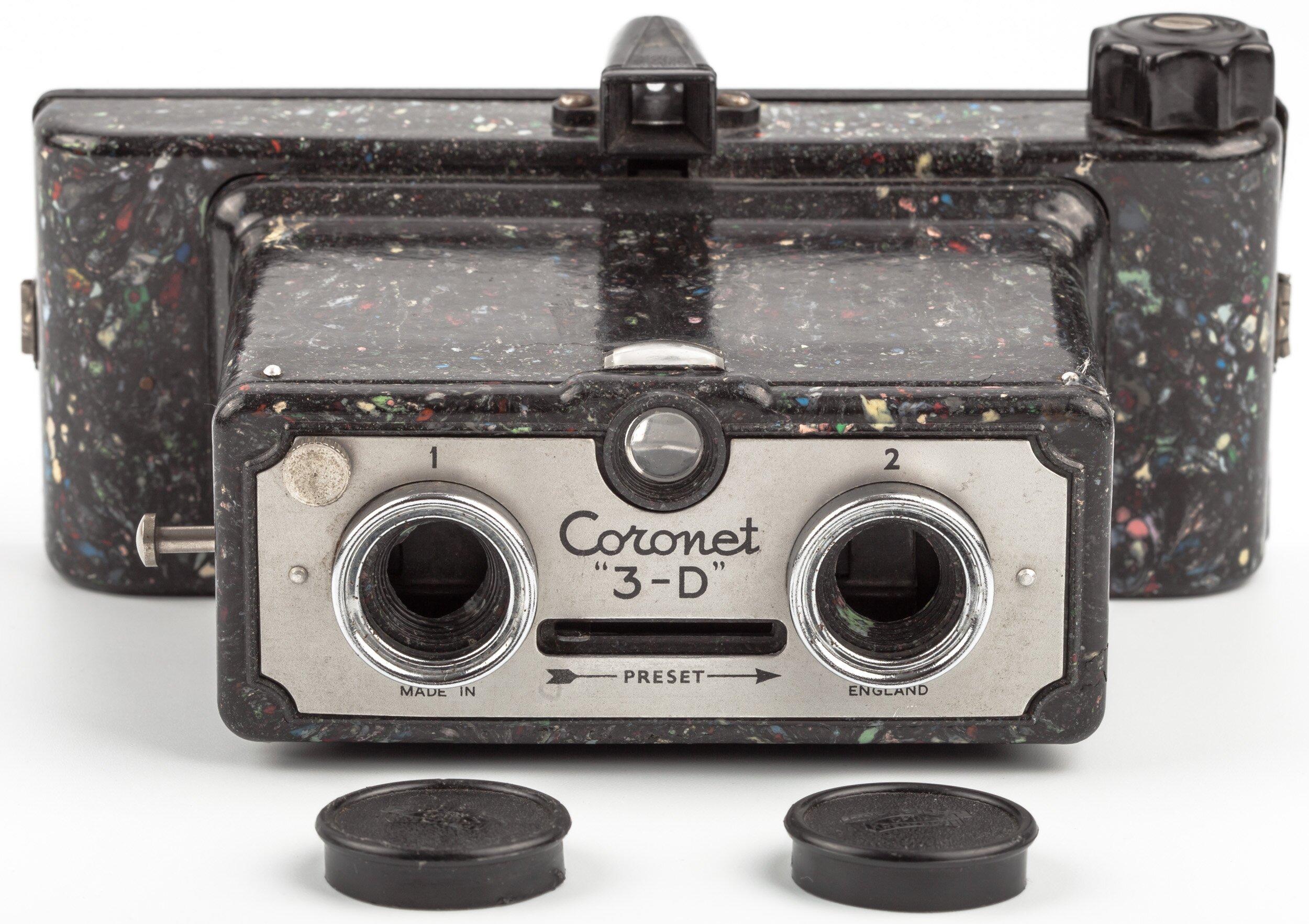 Coronet 3-D Kamera