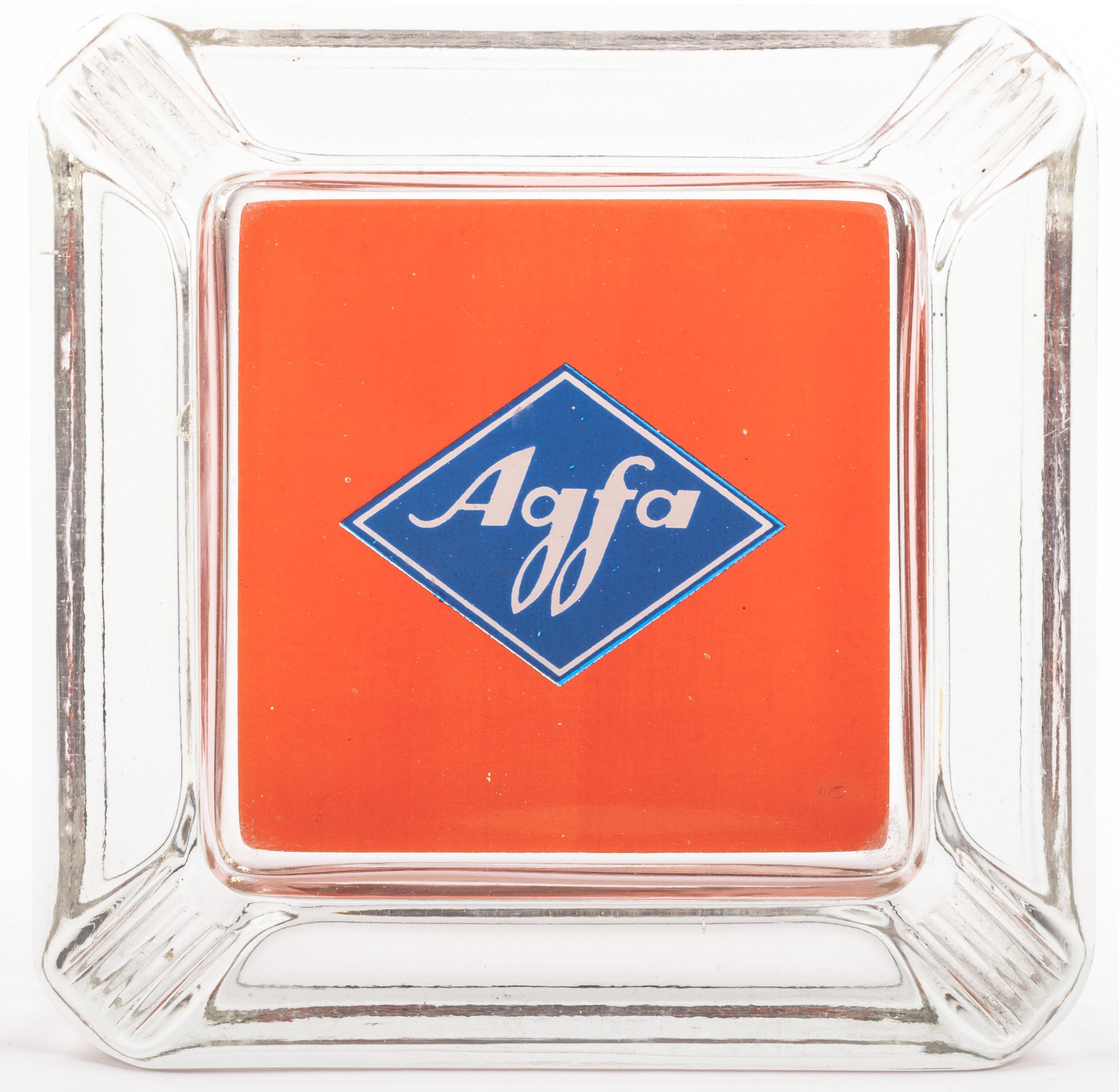 Agfa Aschenbecher