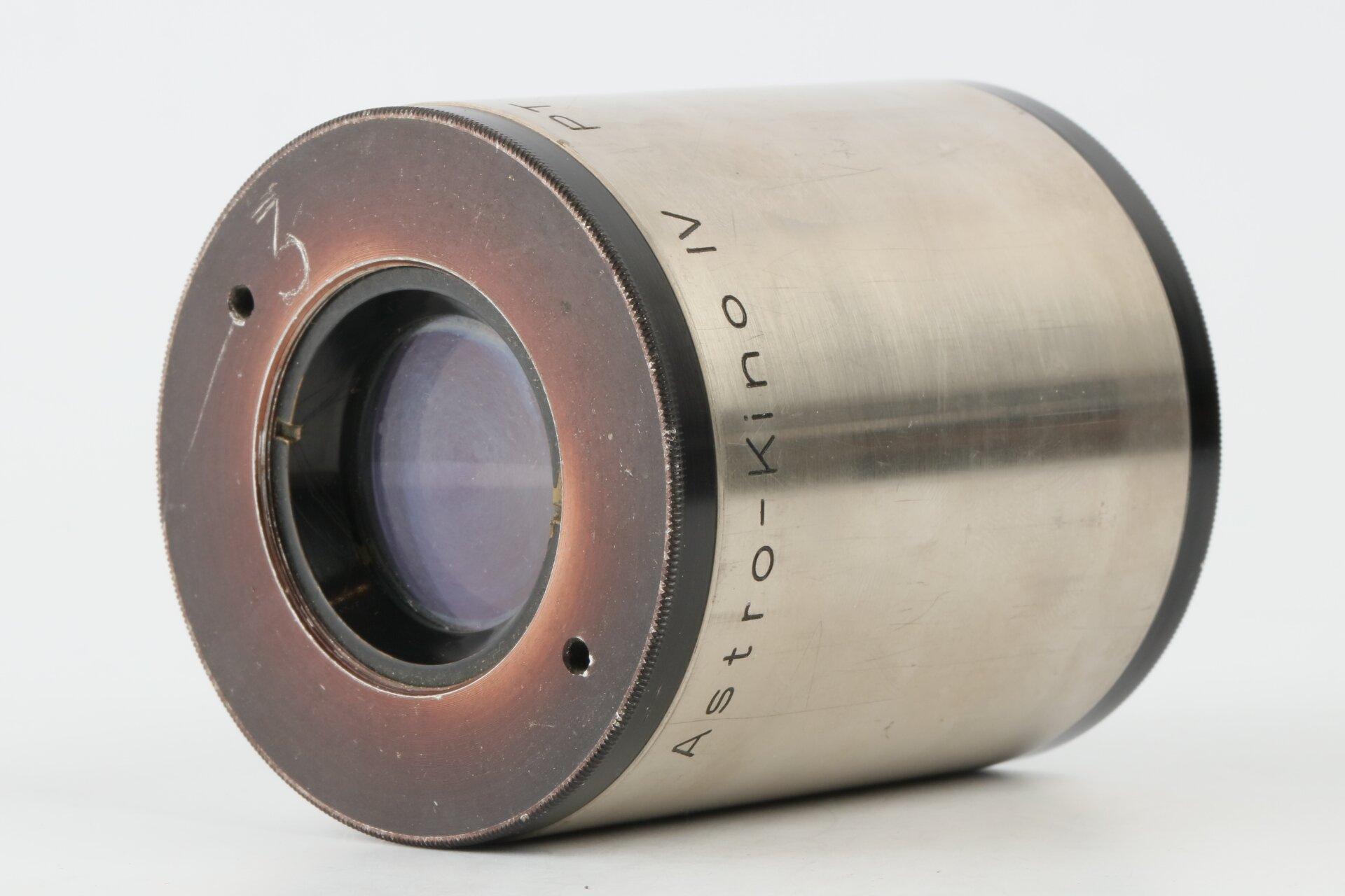 Astro-Kino IV PT 90mm Projektor Objektiv