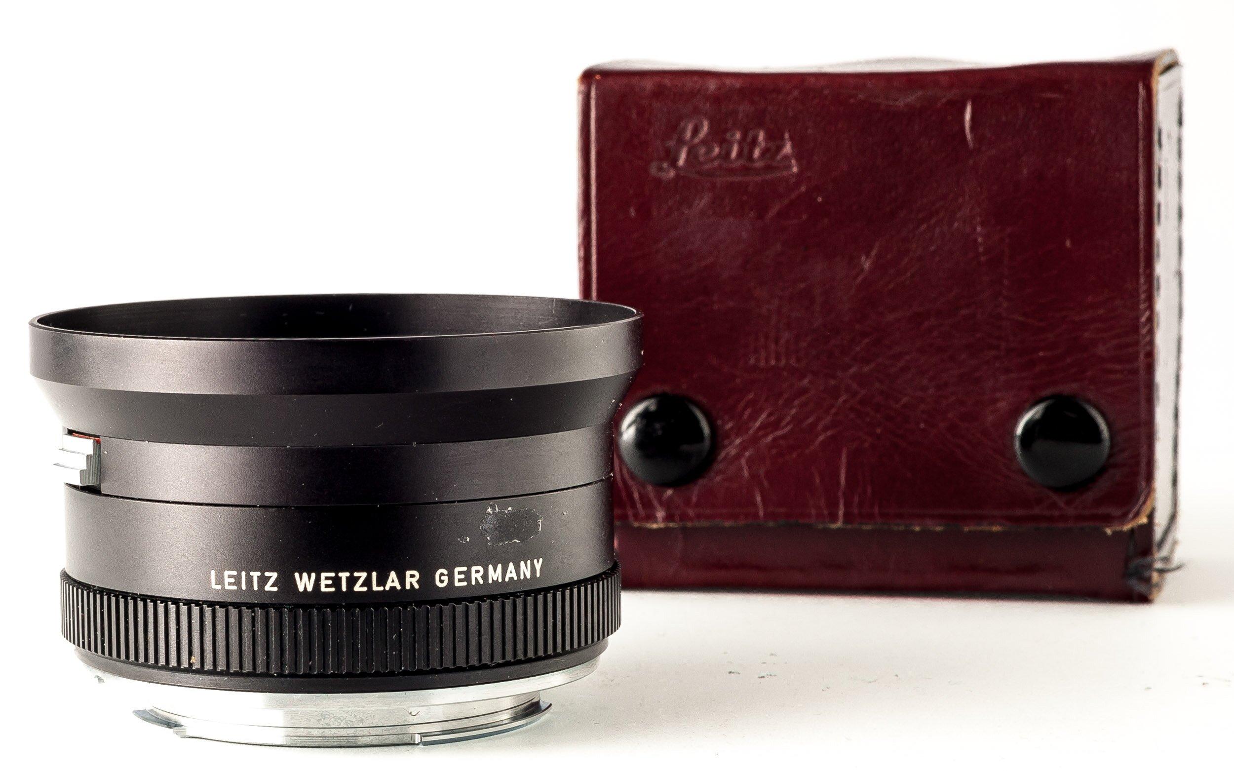 Leica R 1:1 Adapter f. 2,8/60mm 3CAM 14198