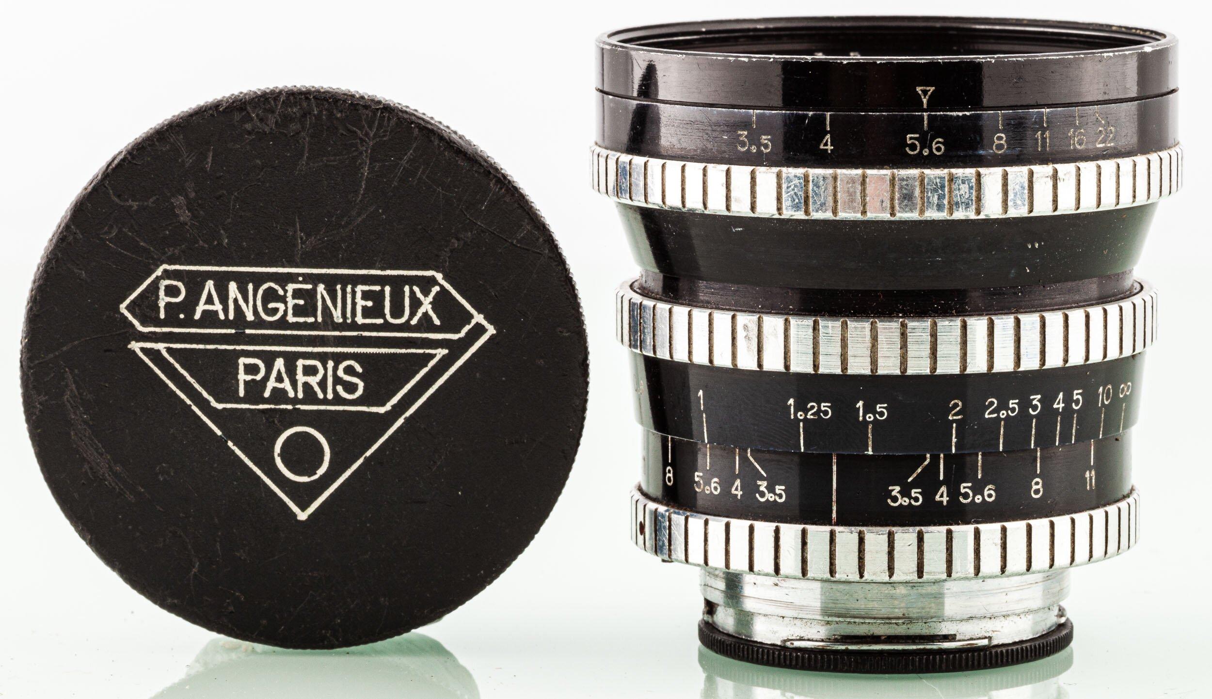Angenieux 28mm/3,5 Retrofocus Type R11 Exakta