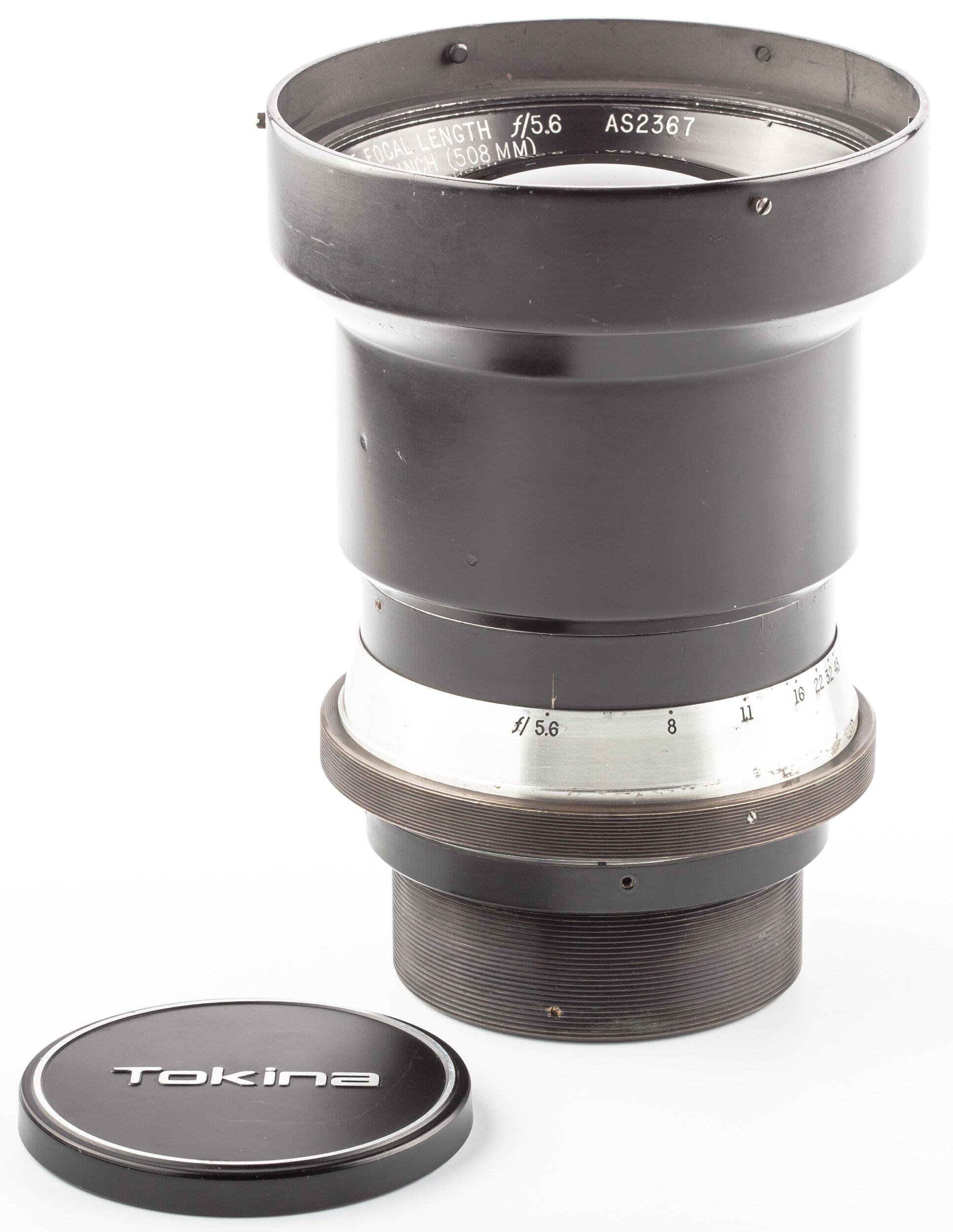 Bausch & Lomb Telephoto Anastigmat 5,6 20 inch (508mm)