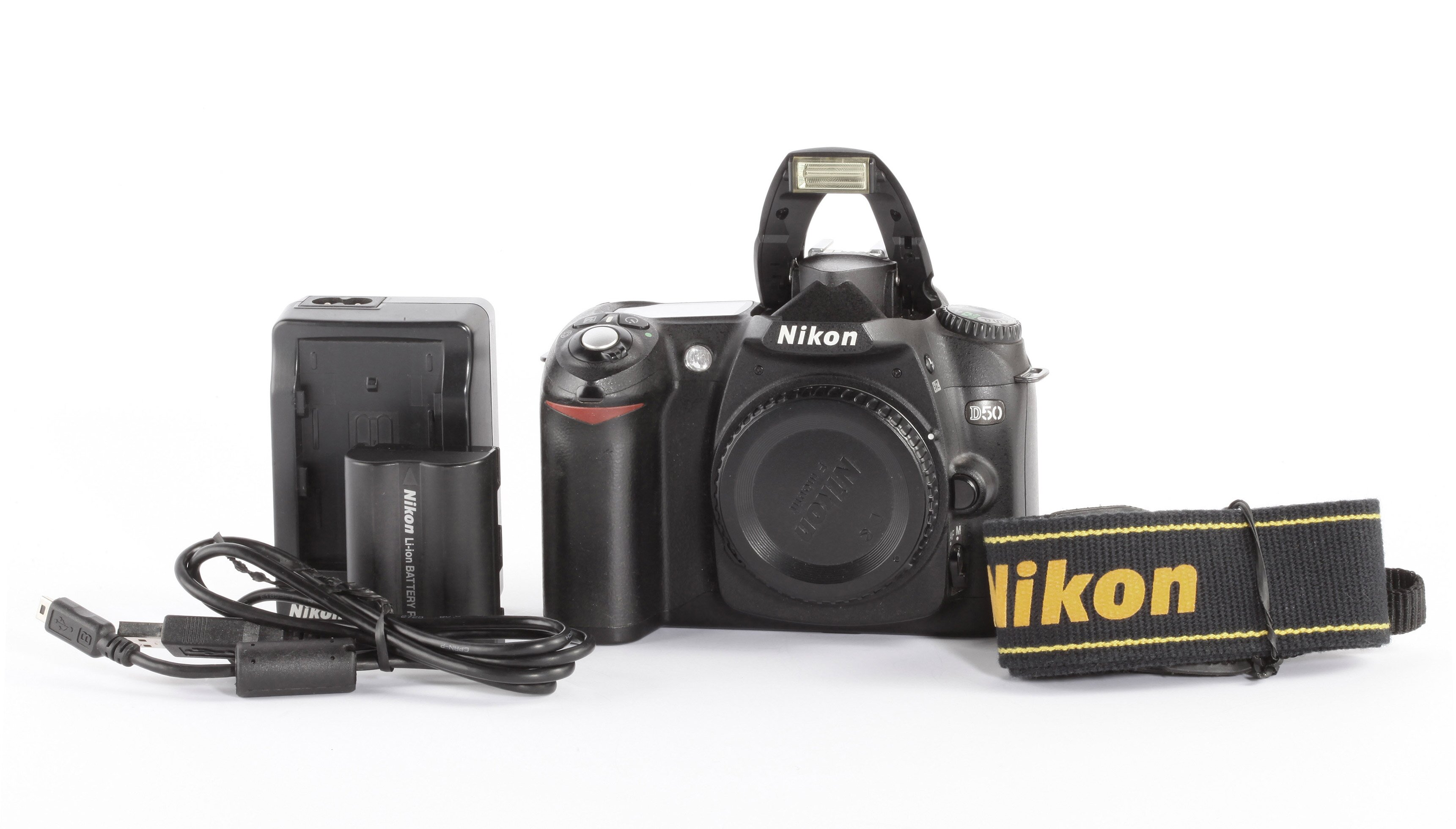 Nikon D50 Gehäuse