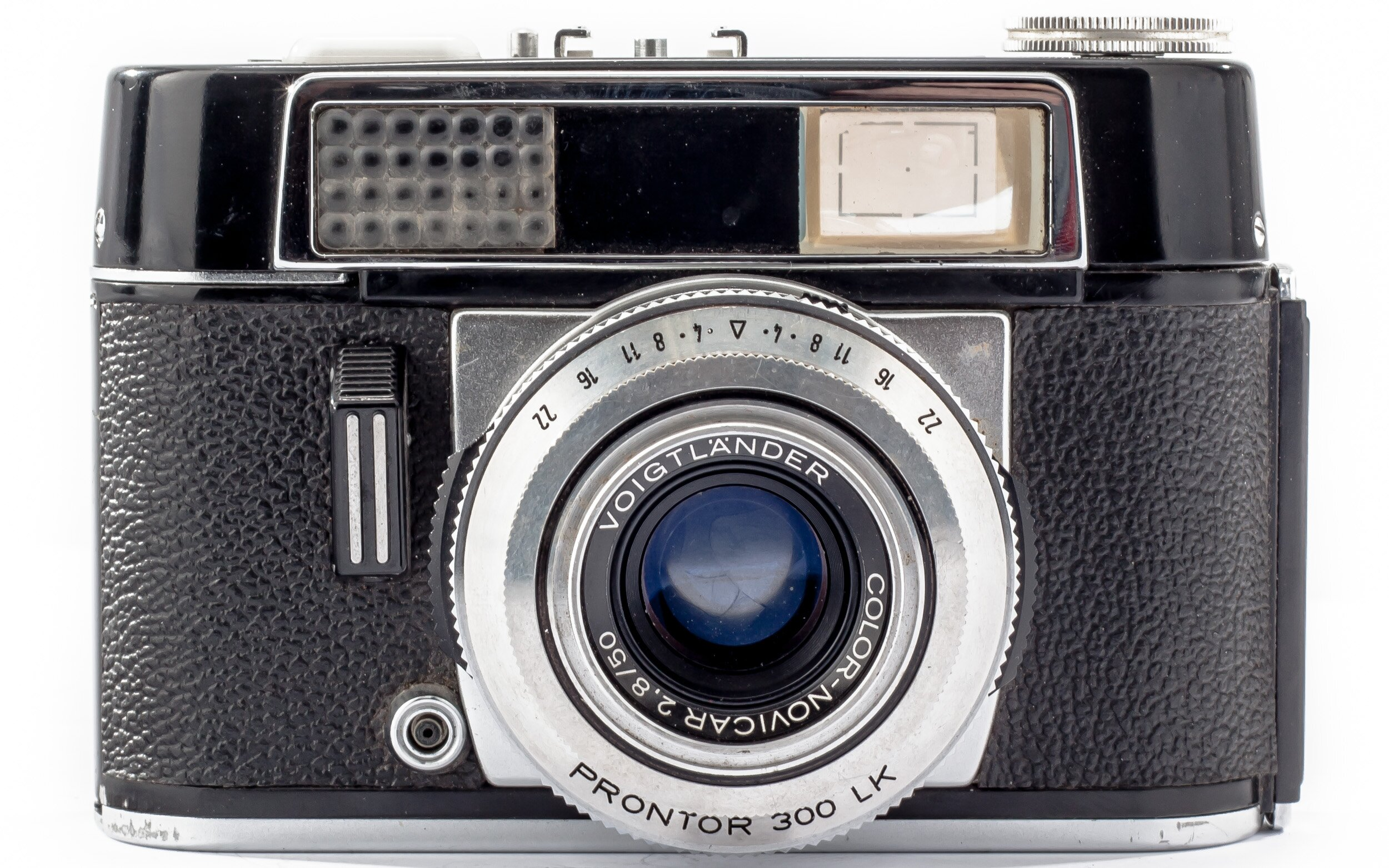Voigtländer Phokina III mit 2,8/50mm Color-Novicar