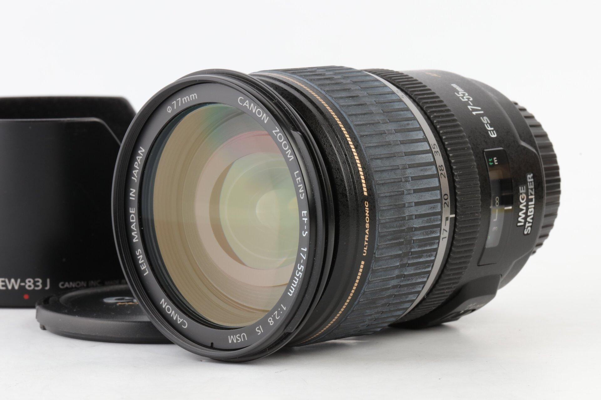 Canon EF-S 17-55mm 2,8 USM