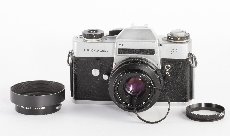 Leicaflex SL + Leica Summicron-R 2/50mm