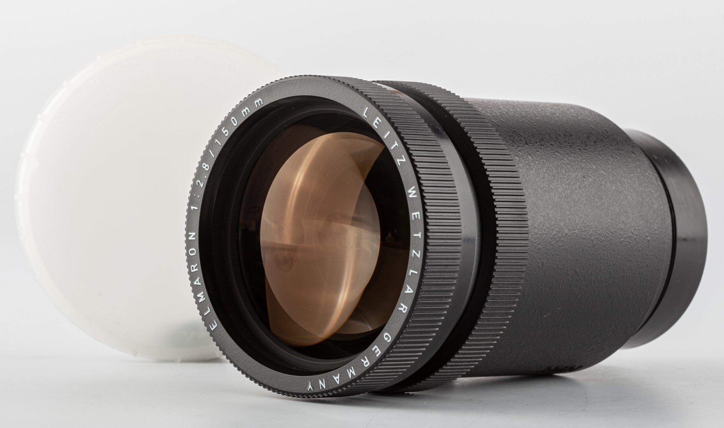 Leica Elmaron 150mm 1:2.8 Leitz 37030