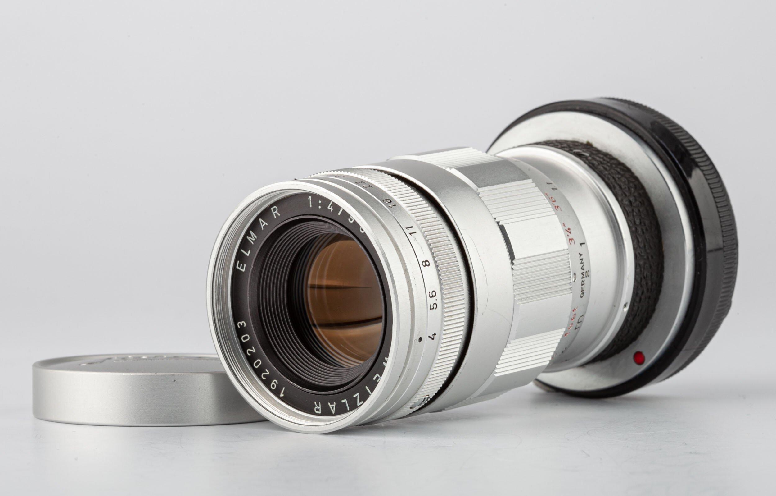 Leica M 3-element Elmar F4 90mm RARE