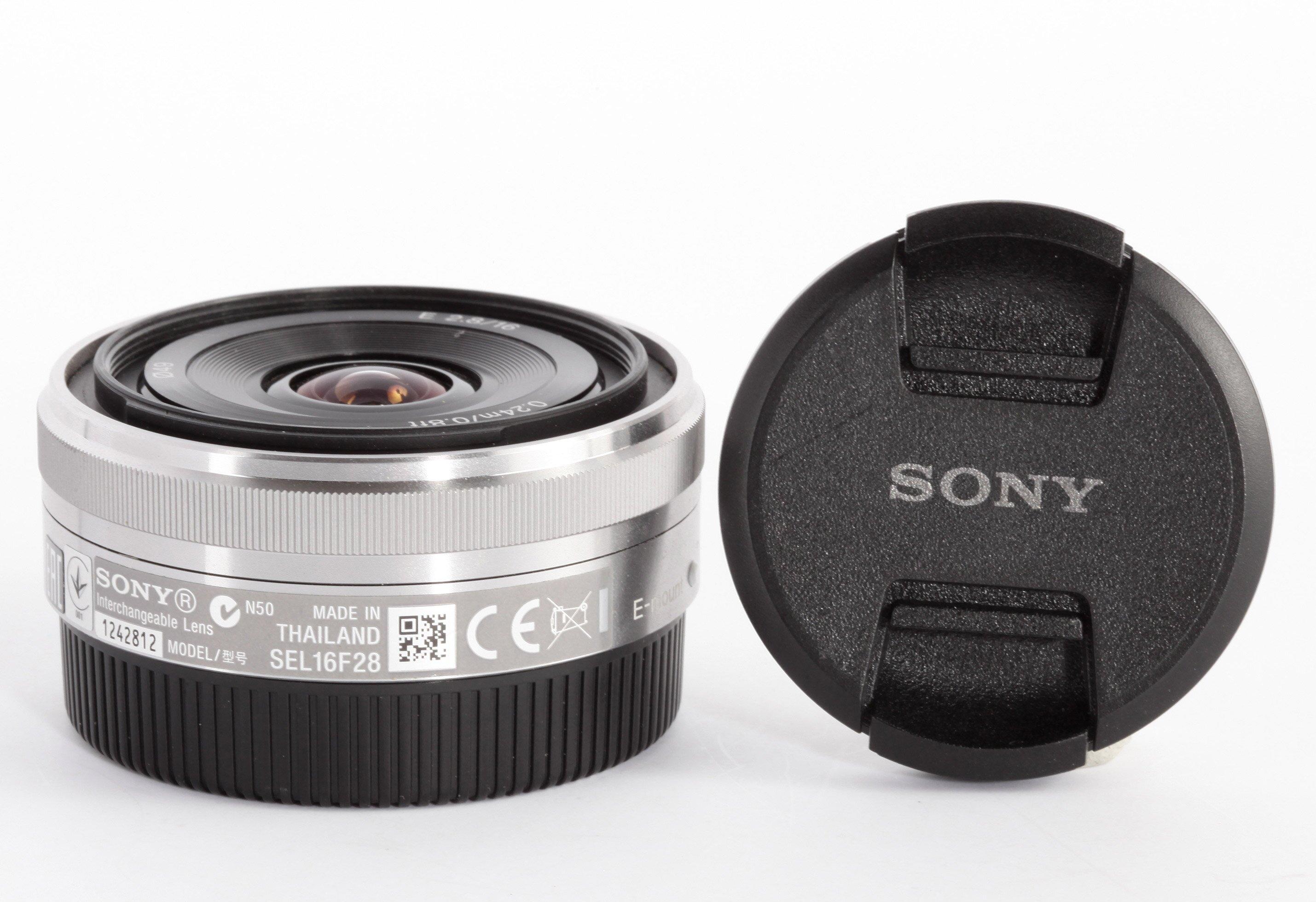 Sony E 2,8/16mm