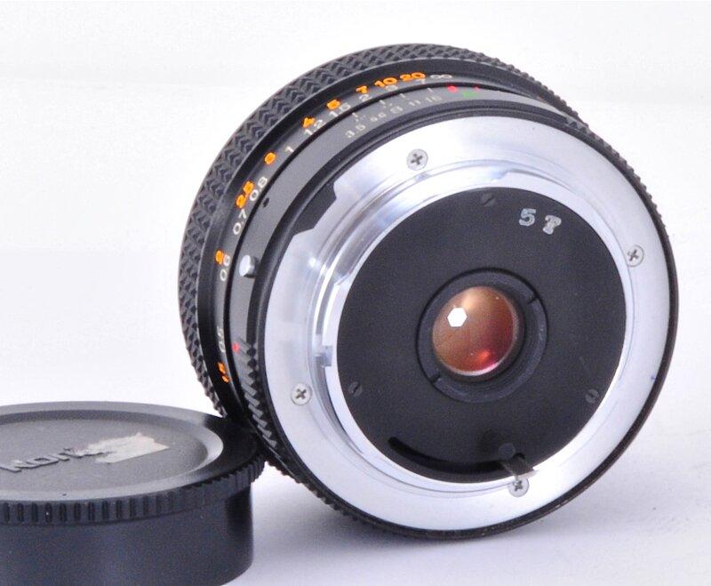 Konica 1:3,5/28mm Hexar